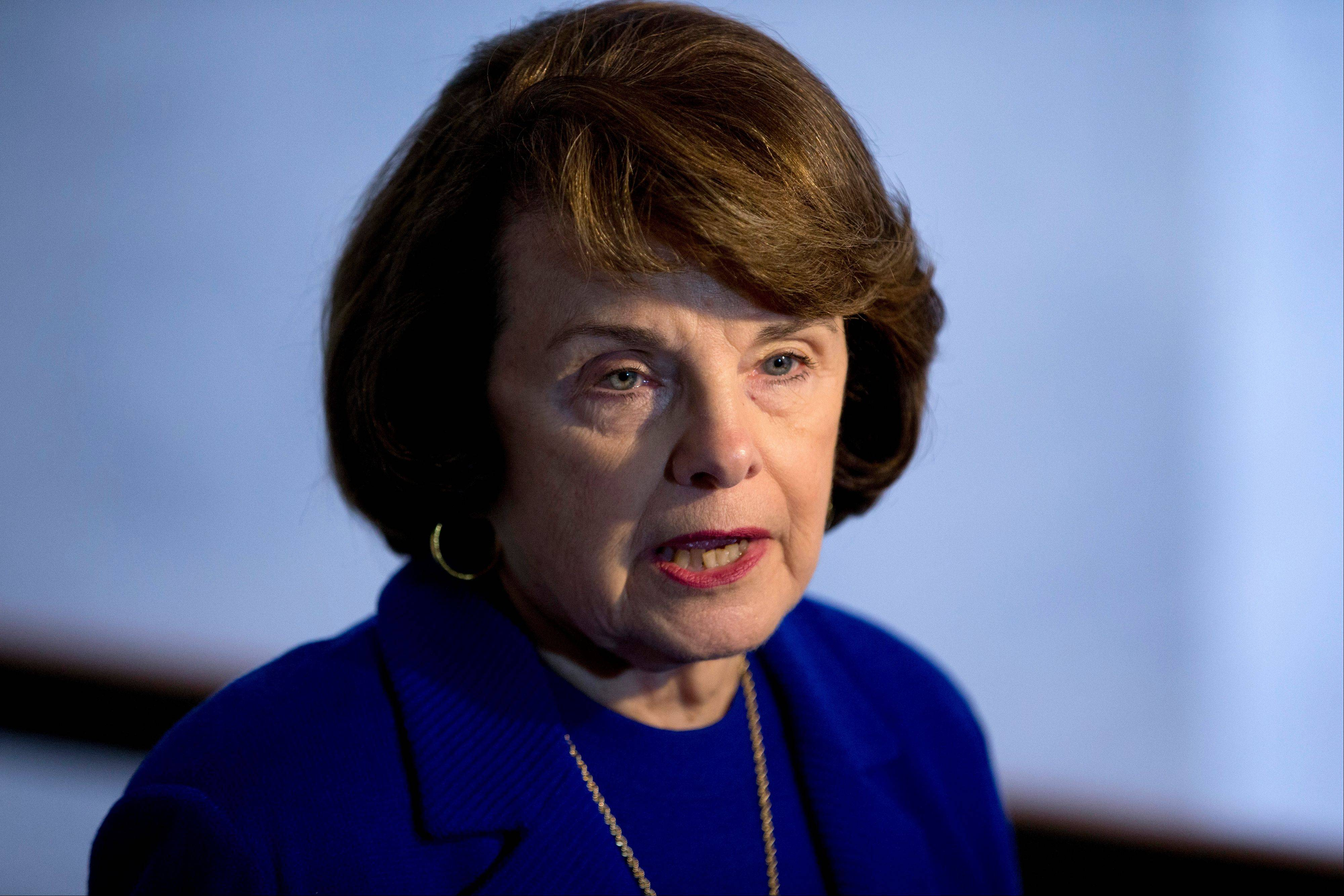 Senate Intelligence Committee Chair Sen. Dianne Feinstein on Wednesday called for swift approval of John Brennan's nomination to become CIA director.