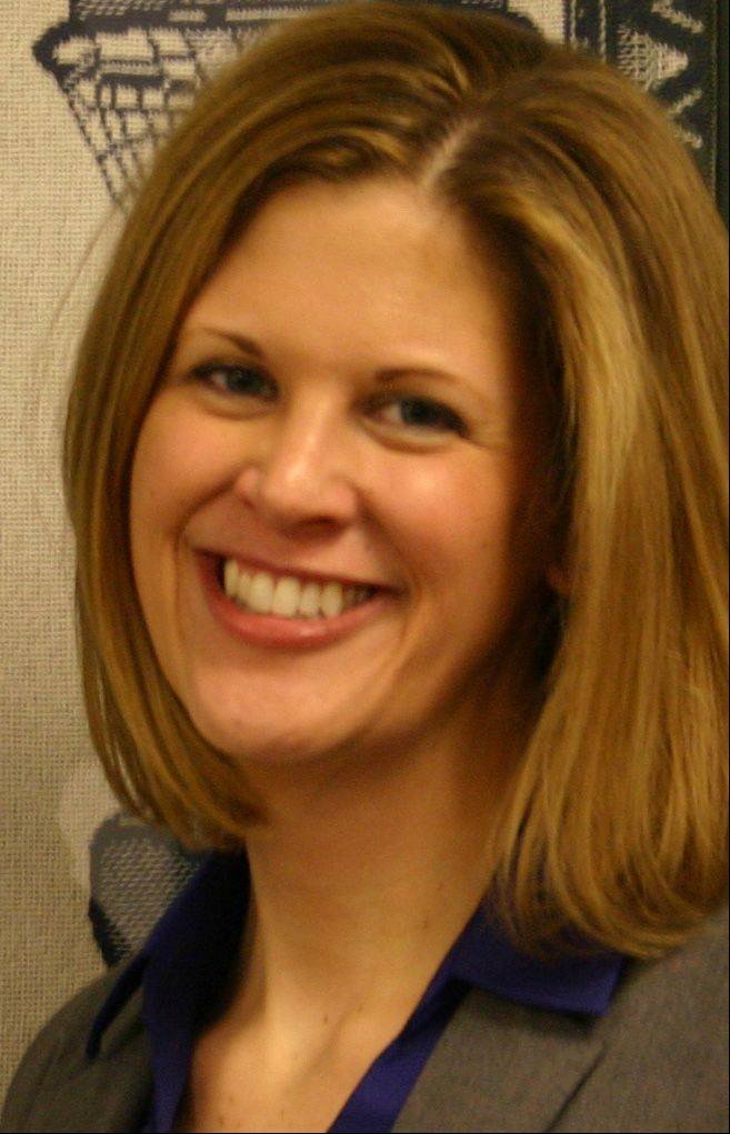 Suzanne Colombe, Bartlett High School principal
