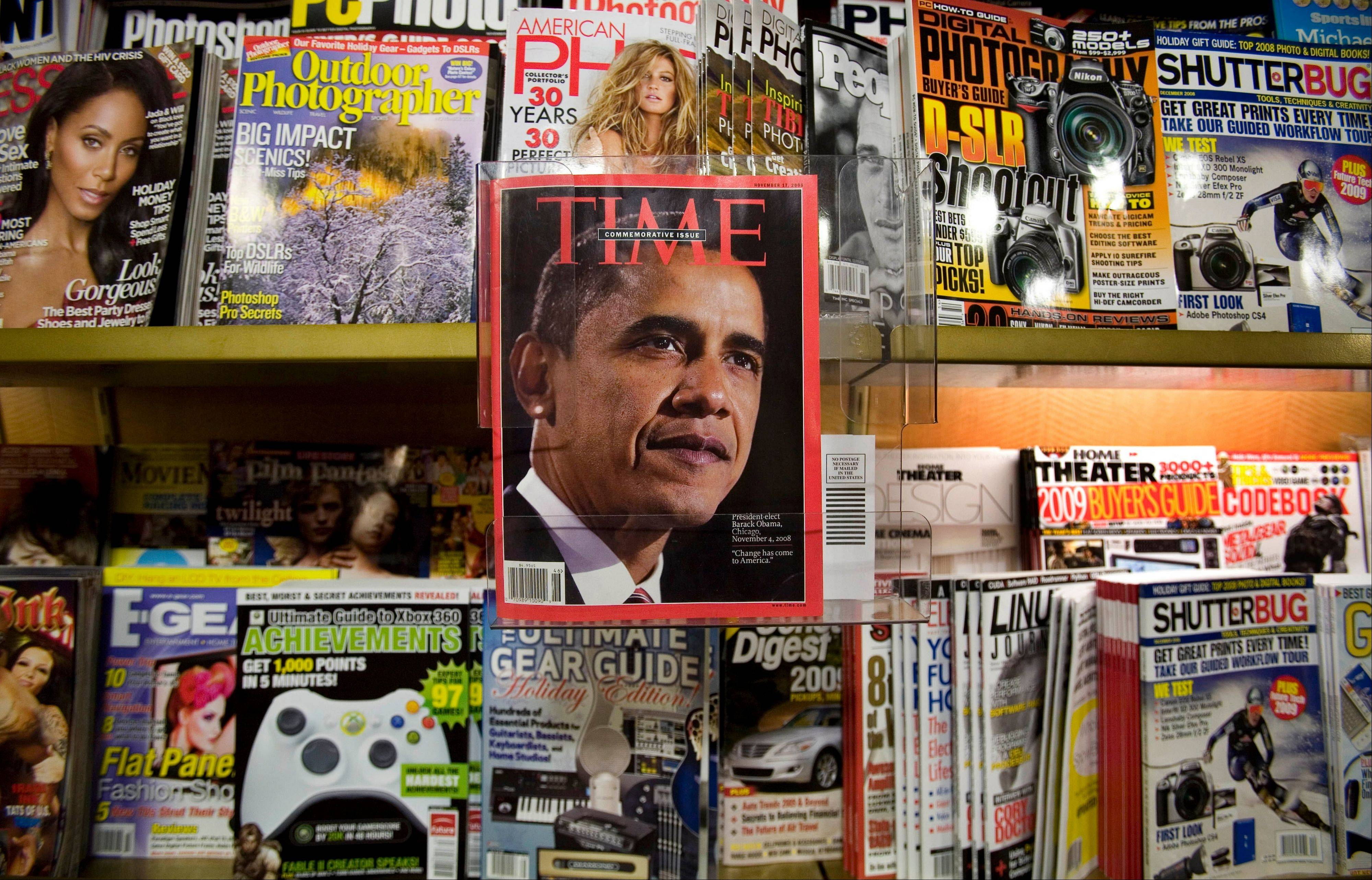 Time Warner Inc. on Wednesday said that it will spin off the magazine unit behind Time, Sports Illustrated and People into a separate, publicly traded company by the end of the year.