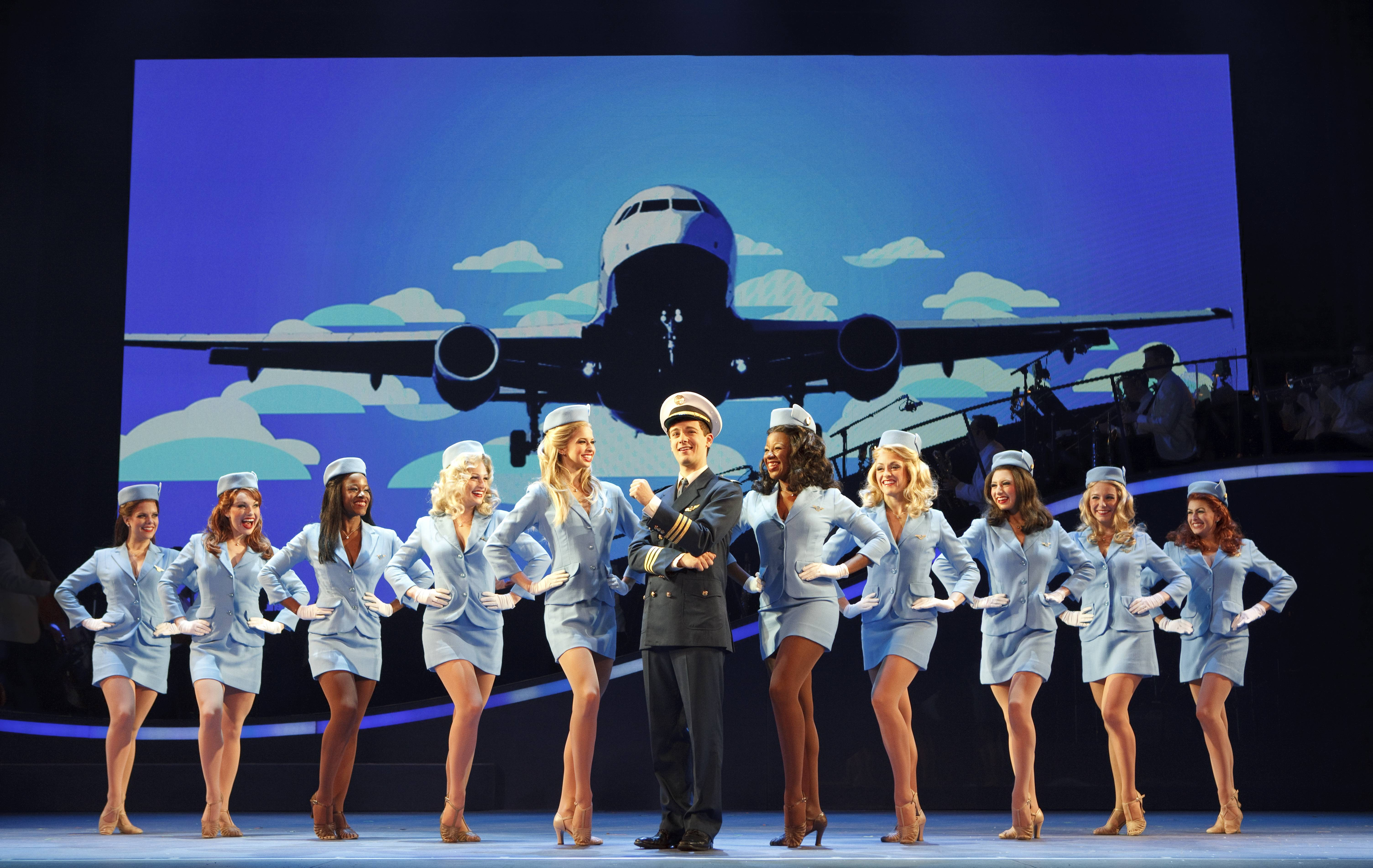 "The touring version of ""Catch Me If You Can,"" starring Stephen Anthony as Frank Abagnale Jr. is headed for Chicago to play the Cadillac Palace Theatre."