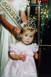 Sunburst Model Search and Baby Contest at the Ice House Mall - Pageant Winners