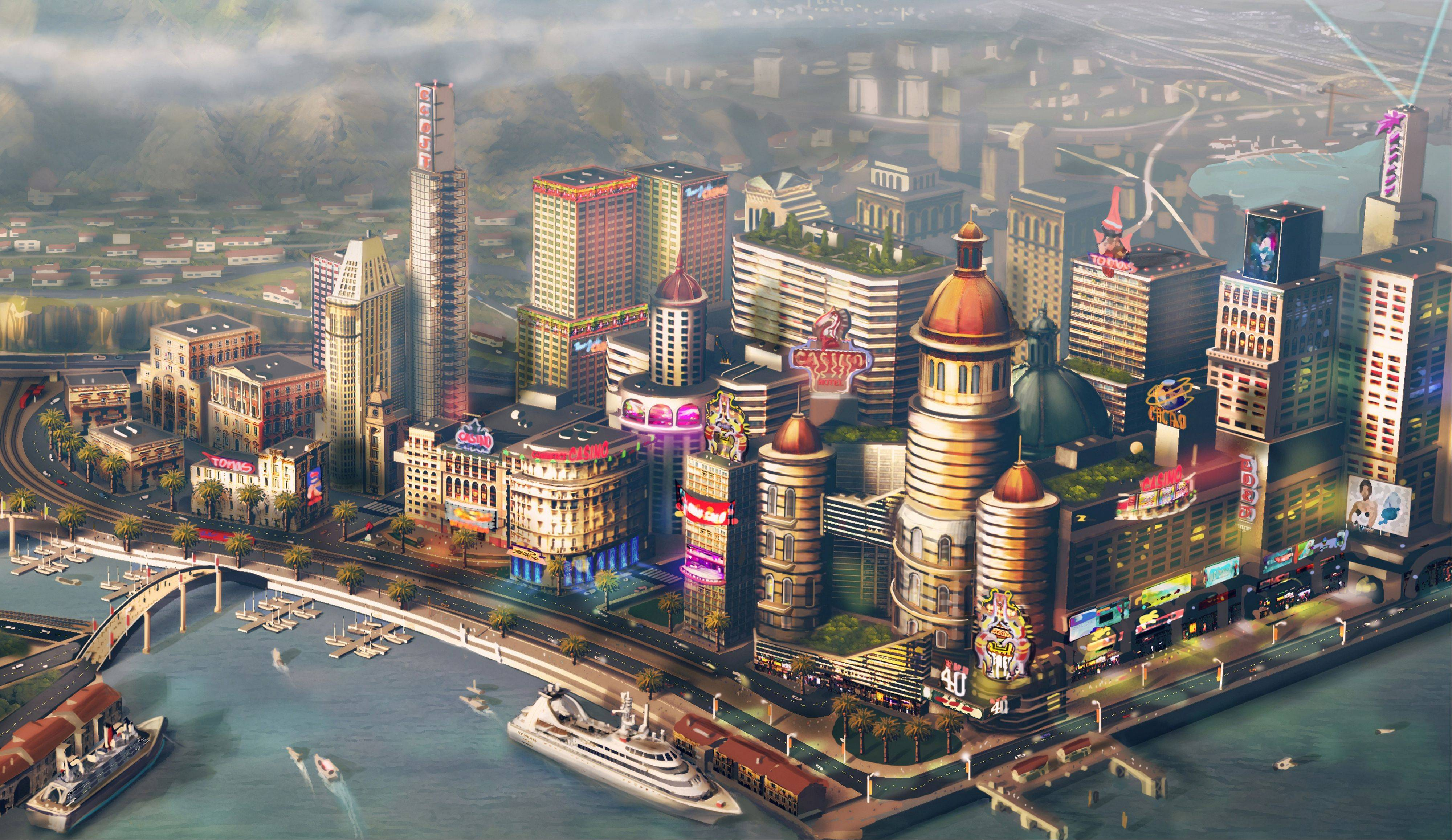 The creators of �SimCity� are hoping players don�t move on after connectivity issues plagued the game�s launch last week.