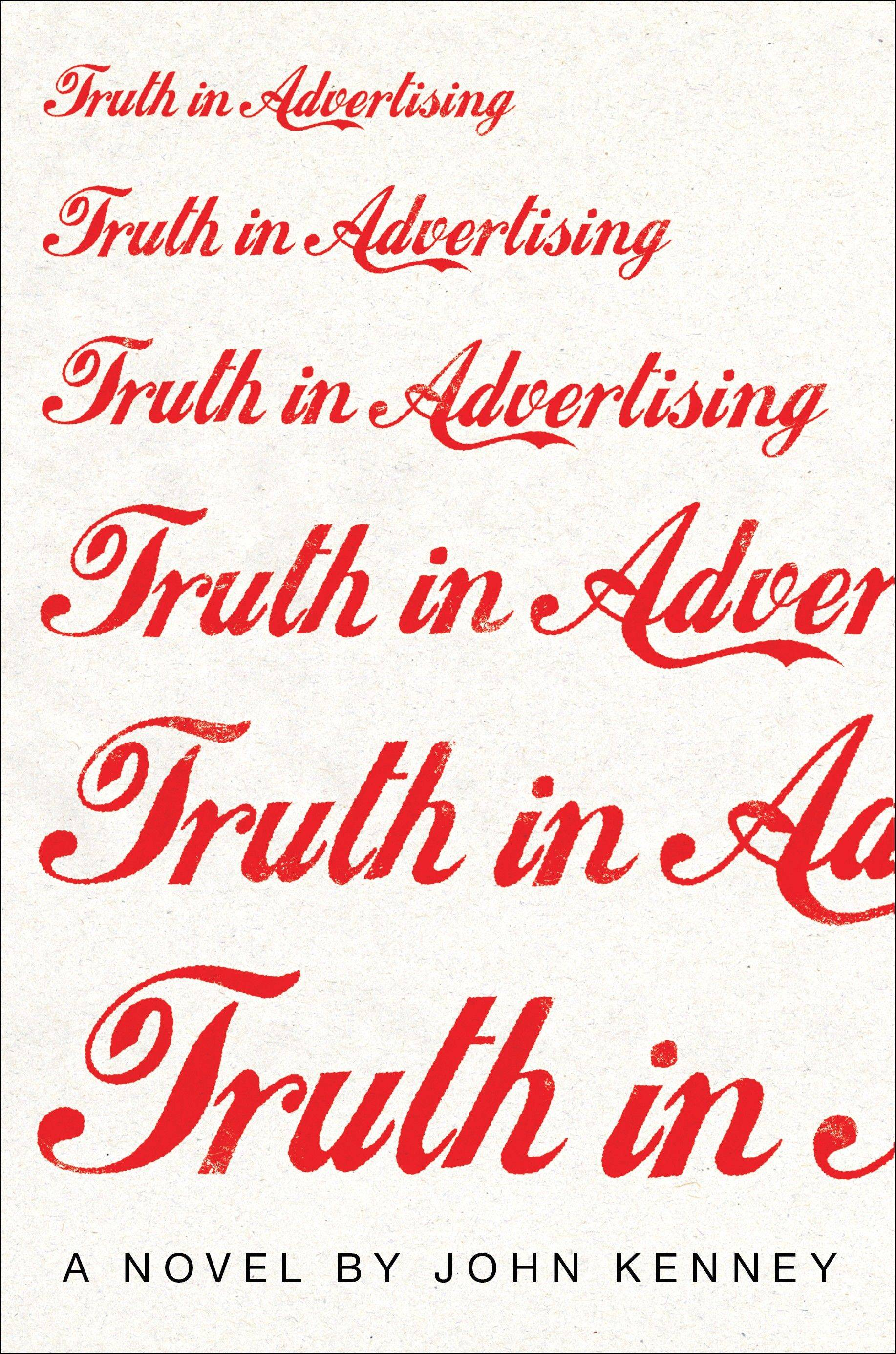 """Truth in Advertising"" by John Kenney"