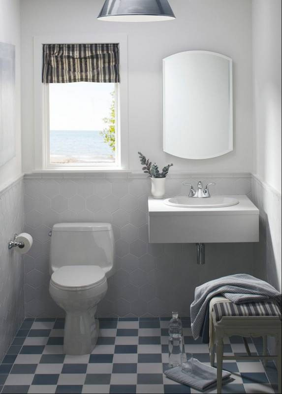 Elongated Toilet May Still Fit Tight Space