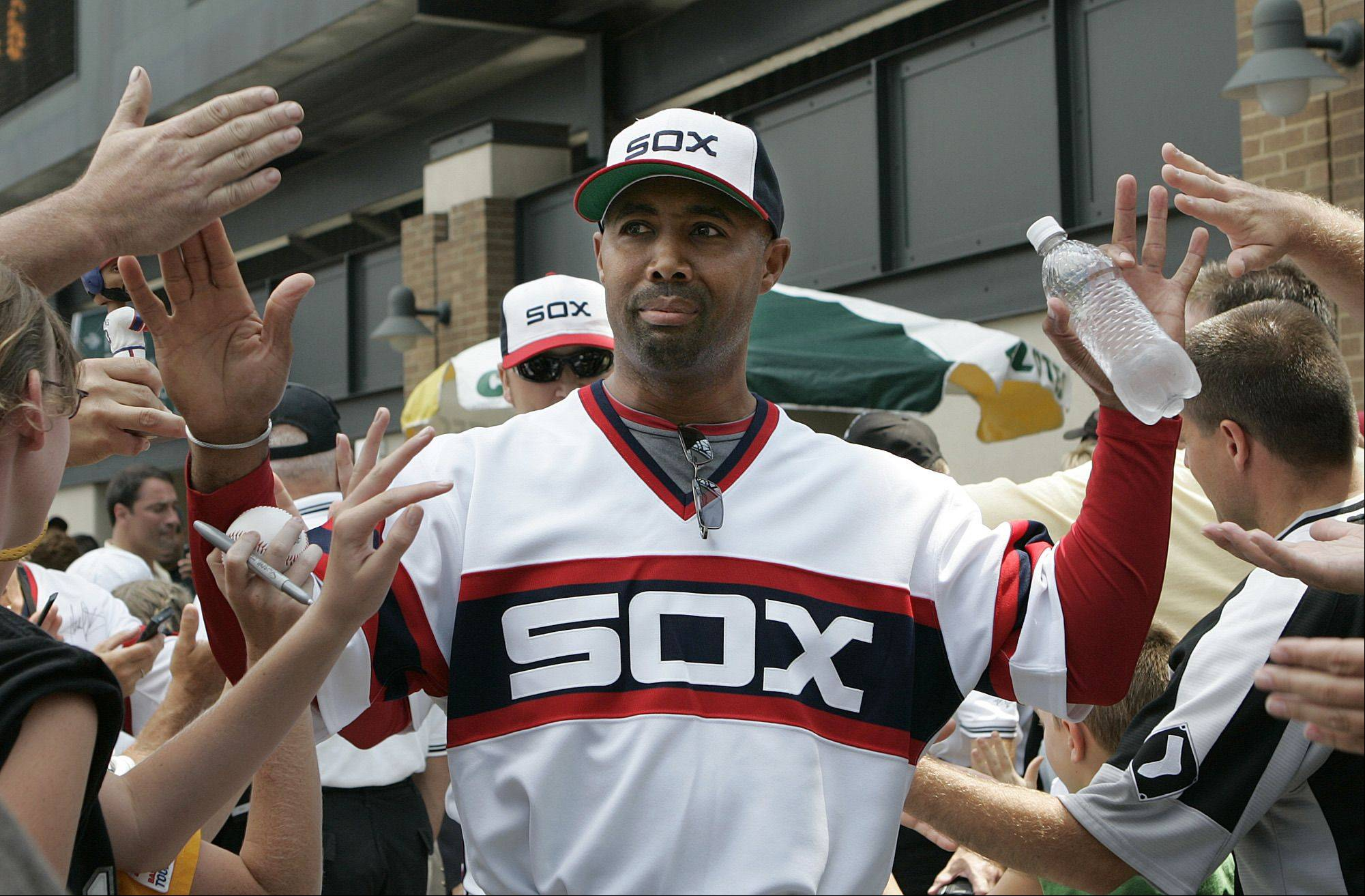 The White Sox are hoping Harold Baines can help get more out of players such as Adam Dunn, Tyler Flowers and David Beckham.