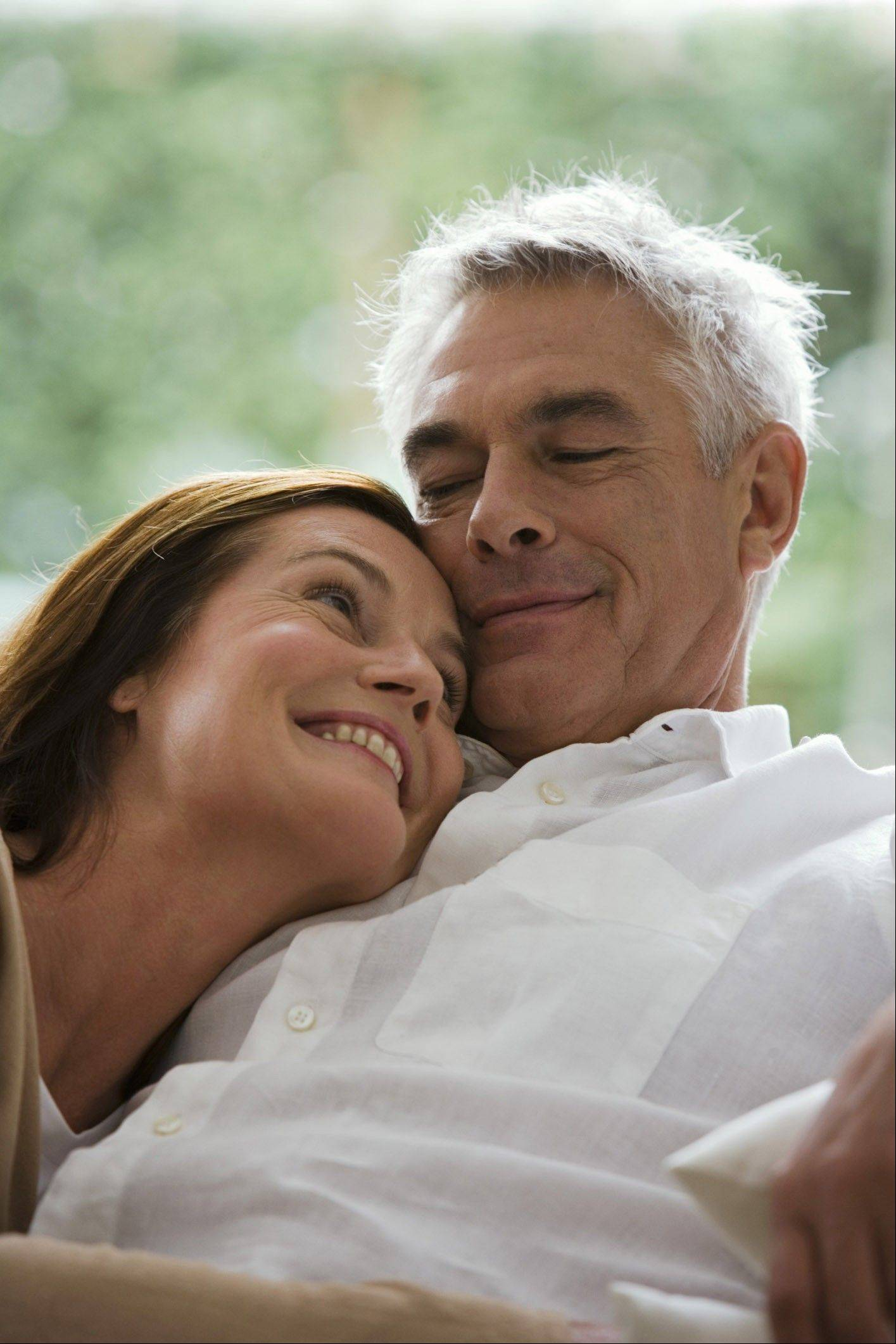 Studies have found a correlation between sexual activity and happiness among people over 65.