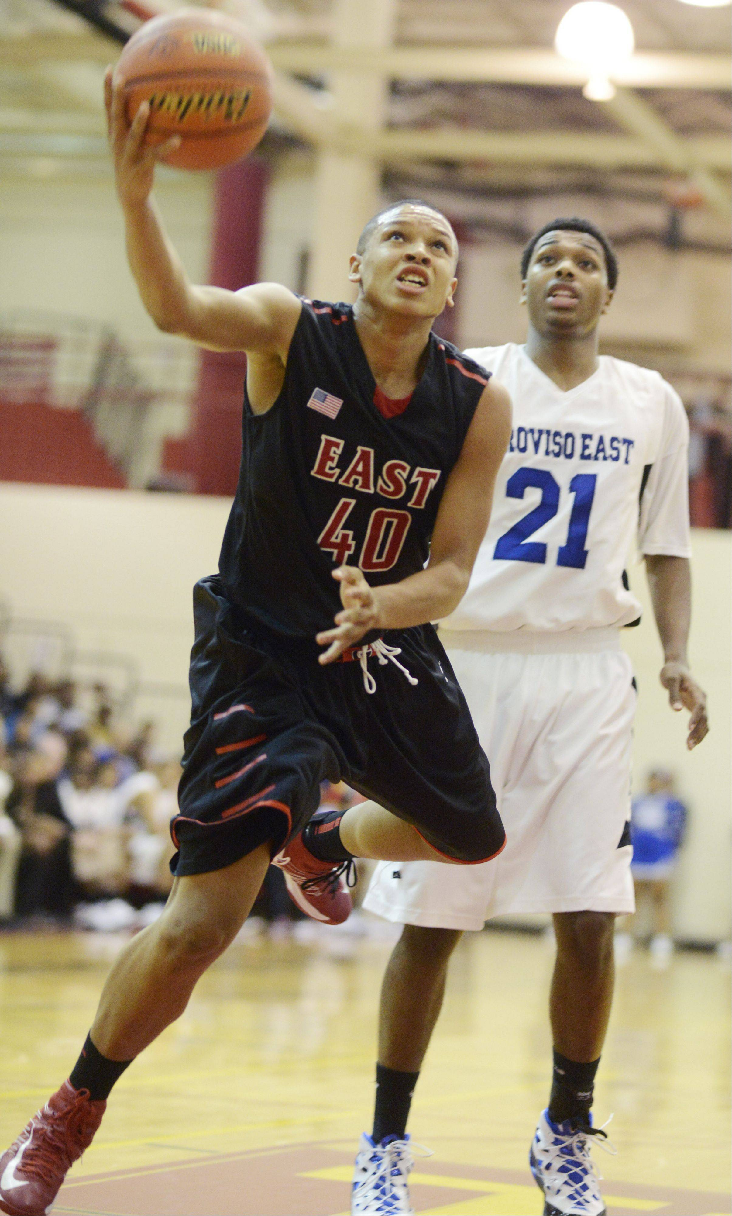 Glenbard East will leave the DuPage Valley Conference after the 2013-14 school year to join the Upstate Eight.