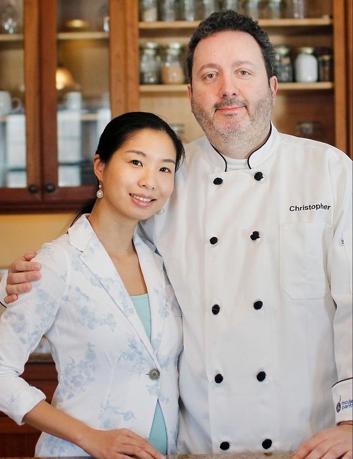 Modernist Pantry co-owners Christopher Anderson and his wife Janie Wang created their company two years ago and have seen their business more than double as interest in molecular gastronomy among home cooks has grown.
