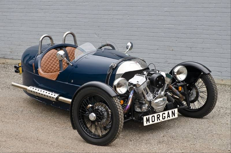 new morgan three wheeler is history in the making. Black Bedroom Furniture Sets. Home Design Ideas