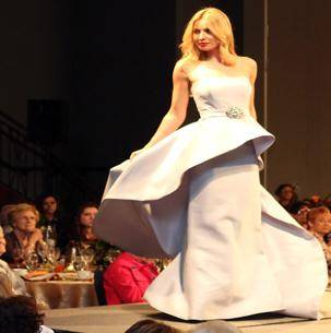 "On Friday, April 12, The Women's Club of Inverness will celebrate its unique style at the annual Fashion Show and Luncheon Benefit ""A Waterfall of Fashion in Grand Majestic Style."""