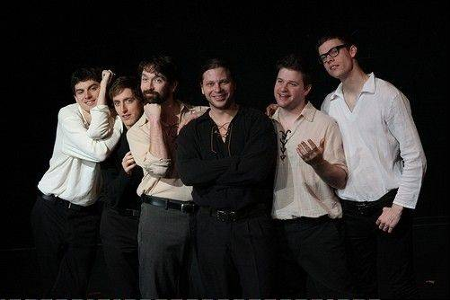 The Improvised Shakespeare Company, the Chicago-based improvisational ensemble, will perform on Saturday, March 16, at Elgin Community College.