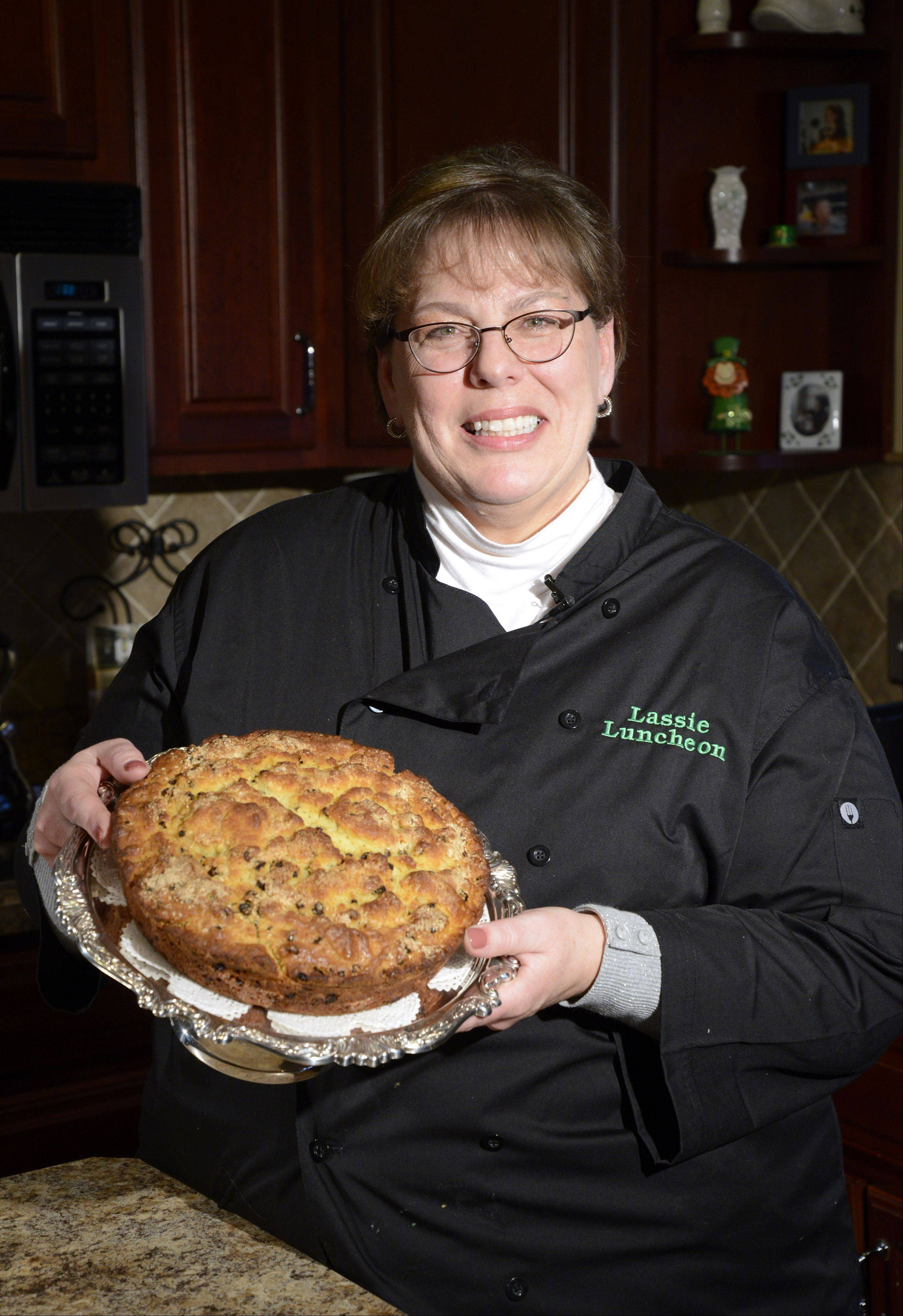 Margaret Mary Eklund has been making her family's Irish soda bread recipe for decades and shares it with friends and family on St. Patrick's Day.