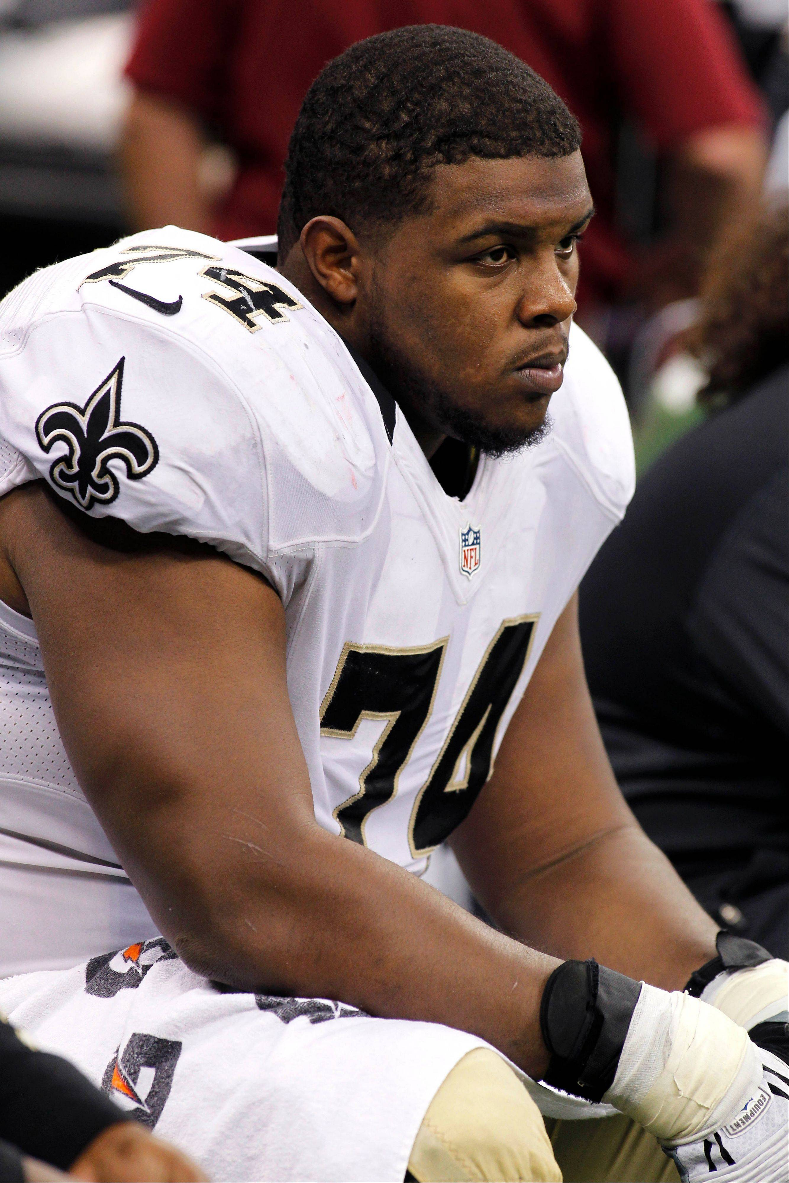 Bears sign left tackle Bushrod