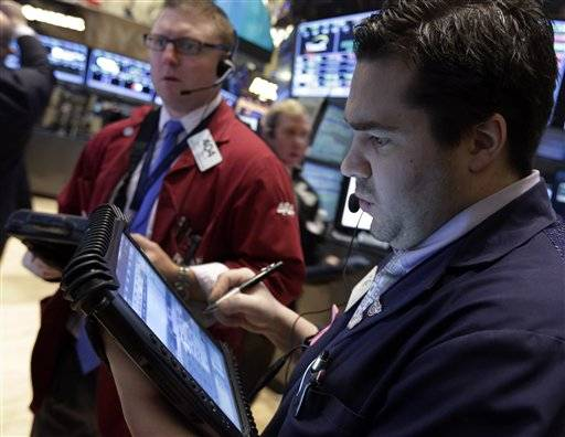 The Dow is logging its longest winning streak in two years -- barely. A tiny gain gave the Dow Jones industrial average its eighth straight increase Tuesday, long enough to match its longest series of gains since February 2011.