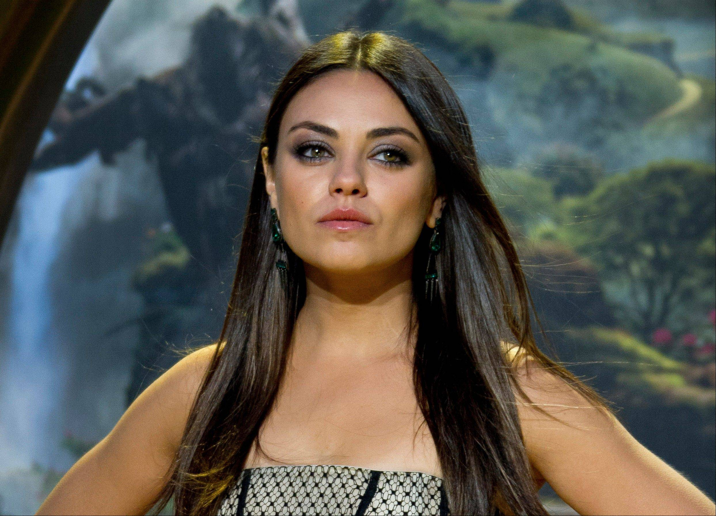 "Actress Mila Kunis' stardom and general idolization went up a notch last week, and you would think this is because she stars in the biggest movie of the year so far. But ""Oz: The Great And Powerful,"" which debuted with $79.1 million at the box office, had hardly anything to do with the sudden rush of adulation that engulfed Kunis. Instead, it was a seven-minute viral video that's been watched more than 10 million times and blogged about the world over."