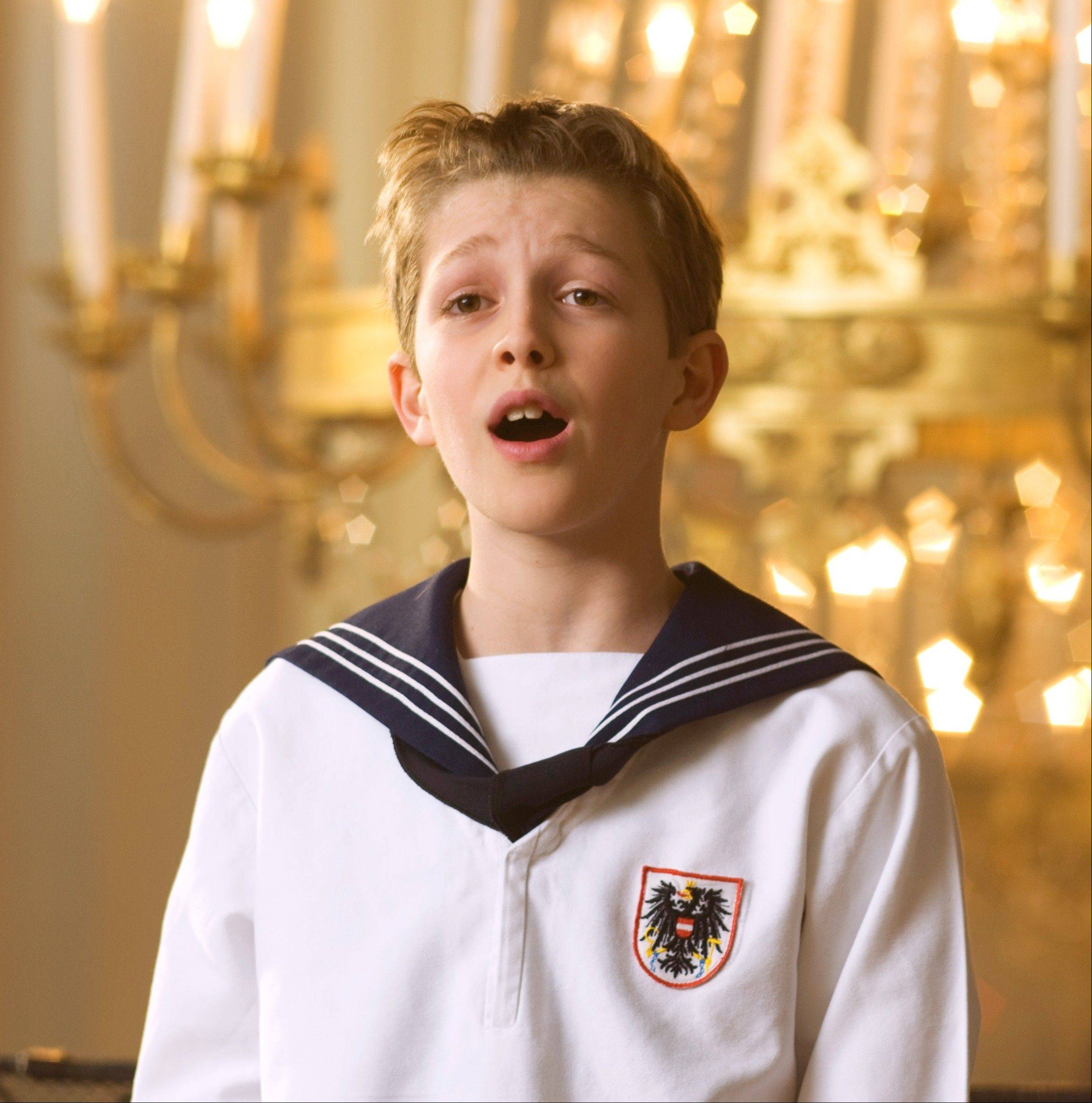 The Vienna Boys Choir performs at North Central College's Wentz Concert Hall in Naperville on Sunday, March 17.