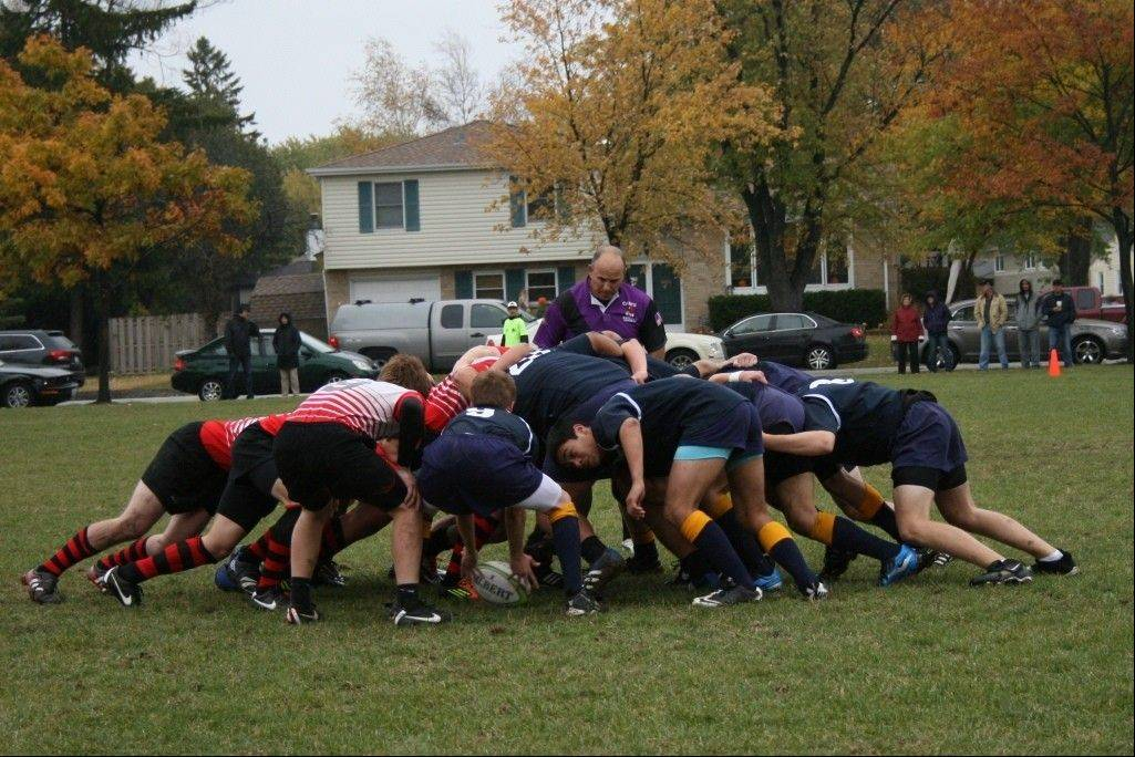 The Palatine Rugby Club welcomes new players at all times. No experience is necessary. For details, visit palatinepioneers.org.