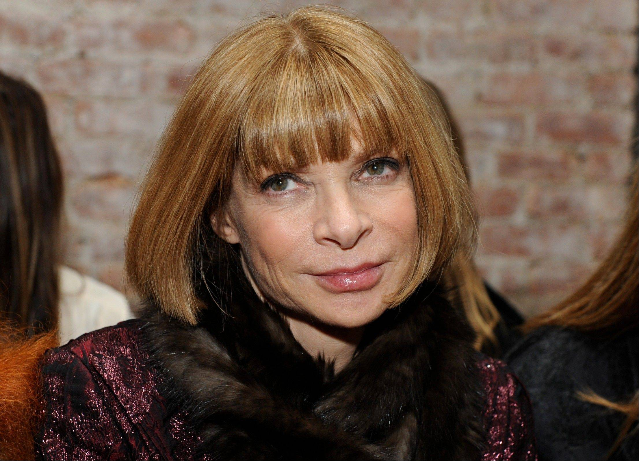 Condé Nast is expanding Vogue editor-in-chief Anna Wintour's role. She has been named the company's artistic director.