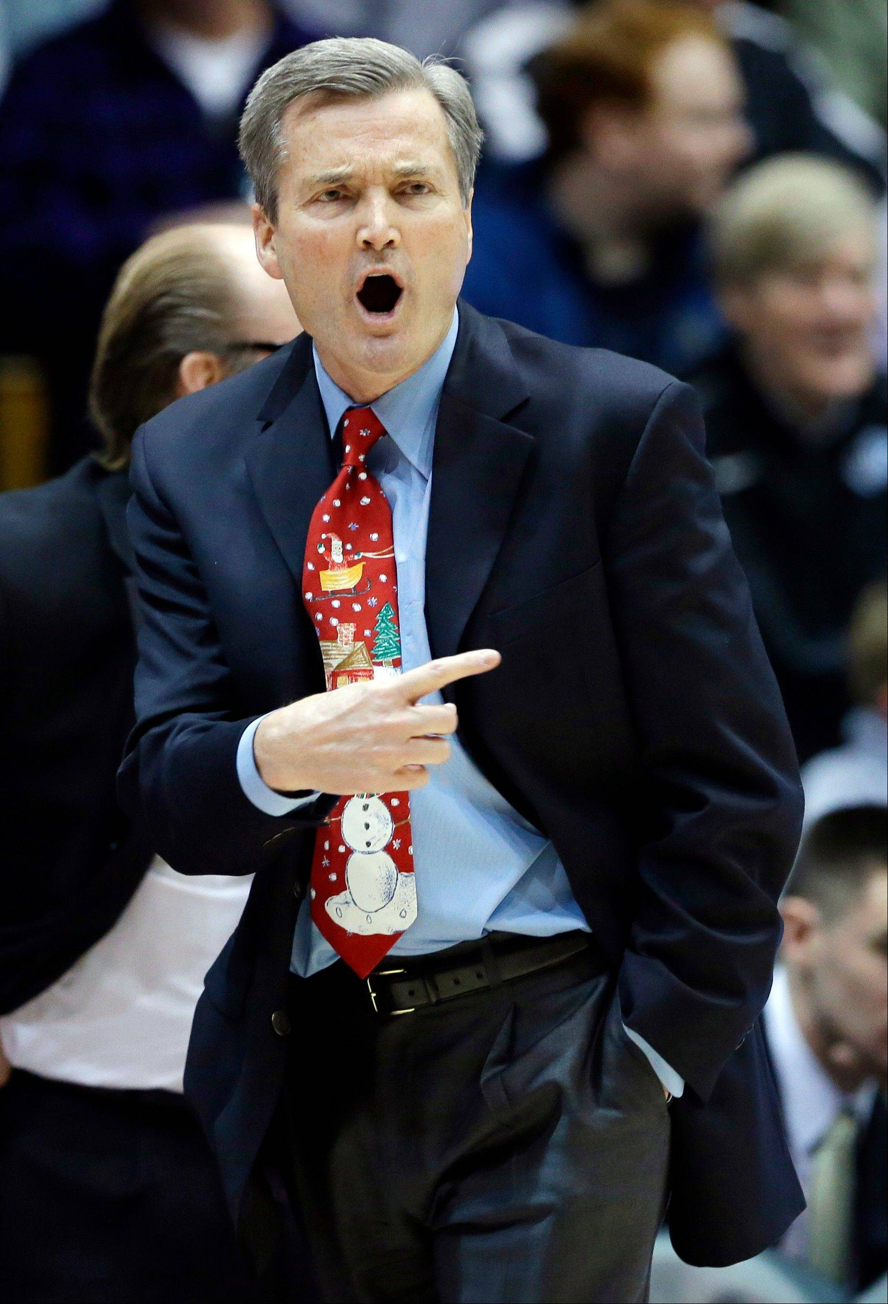 Bill Carmody doesn�t have enough victories or a high enough profile to stay on as Northwestern basketball coach.