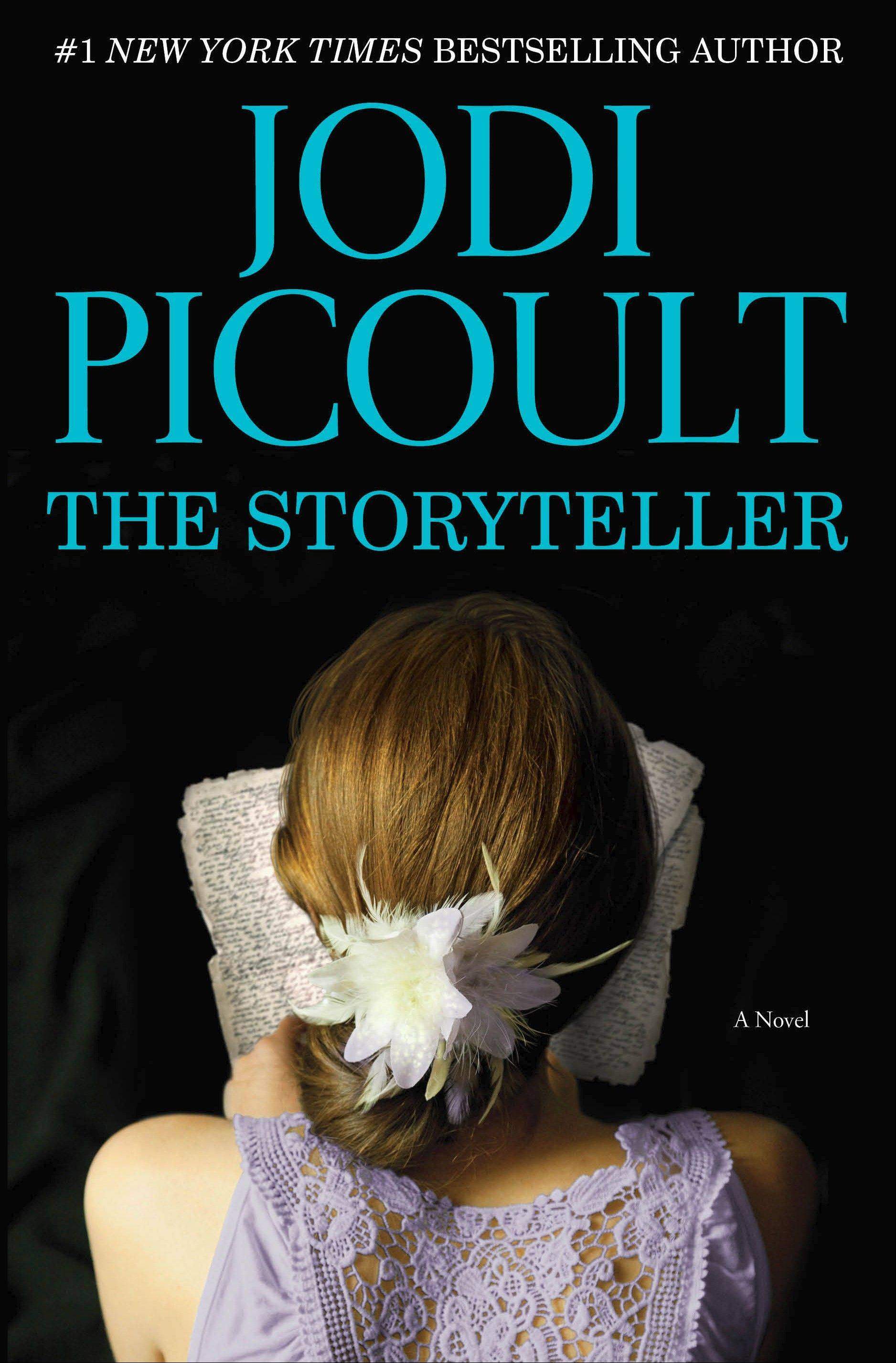 """The Storyteller"" by Jodi Picoult"