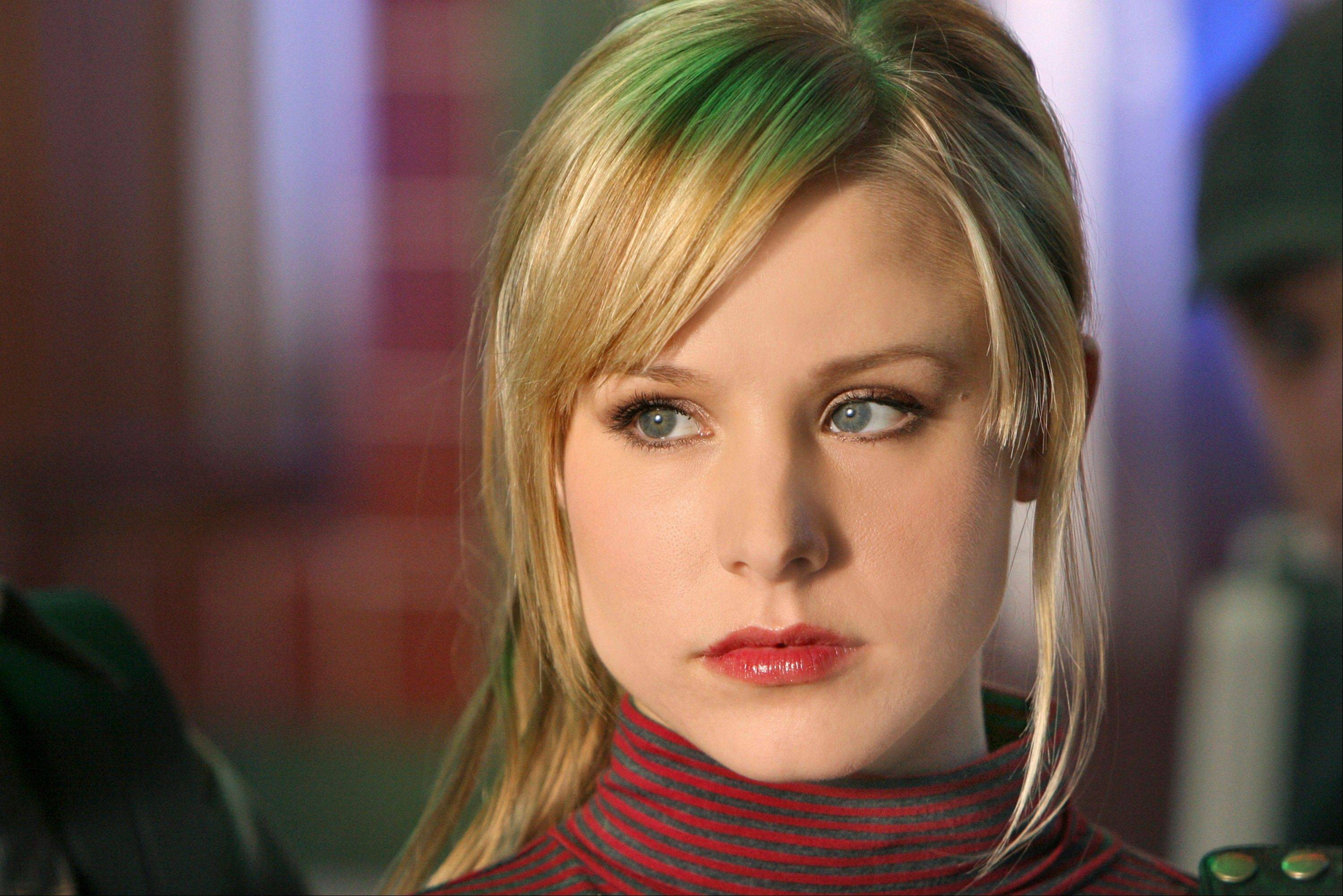 "Kristen Bell played the title role in ""Veronica Mars"" on The CW Network."