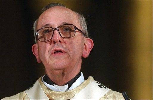 Argentine Cardinal Jorge Mario Bergoglio took the name of Pope Francis.