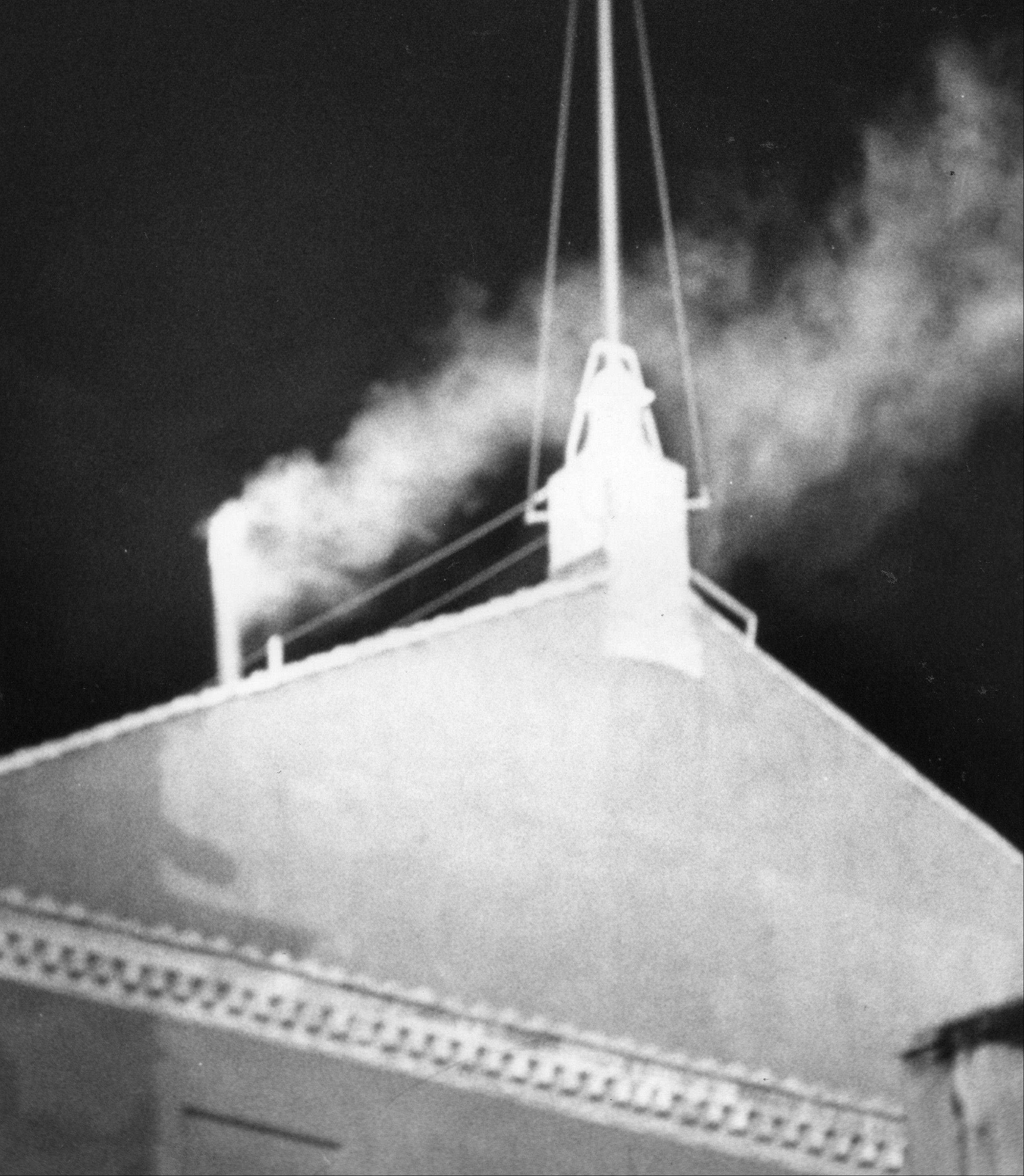 This Oct. 16, 1978 file photo shows white smoke pouring out of the chimney atop the Sistine Chapel indicating that the conclavists had elected a successor to late Pope John Paul I. The smoke ritual itself dates back more than a century. And, regardless of questions of color, the Vatican has no intention of changing the tradition now -- saying the uncertainty is part of the beauty of the process.
