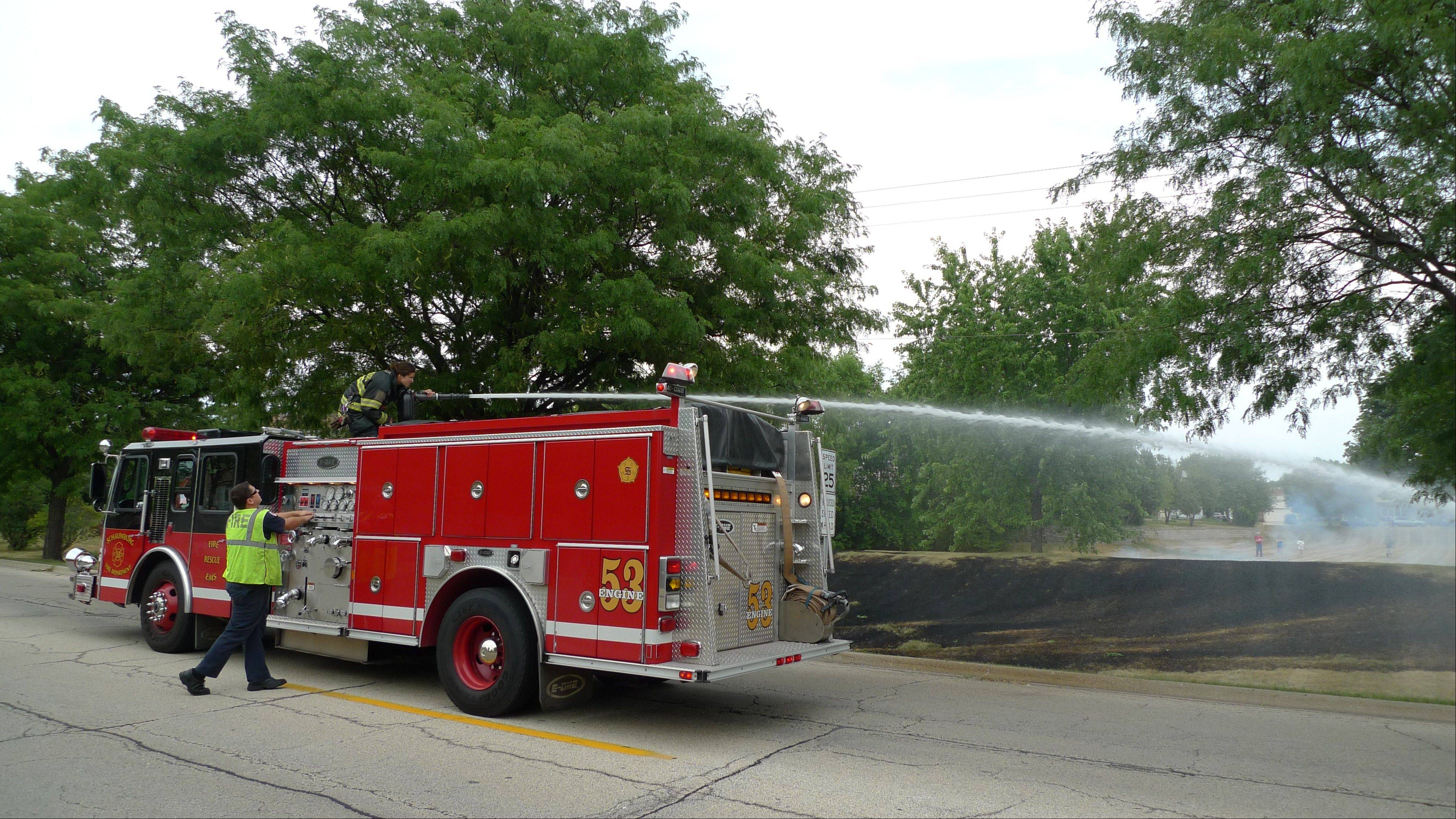 The Hoffman Estates Fire Department has been awarded $164,960 through the Department of Homeland Security's Assistance to Firefighters grant program to help pay for operations and safety.