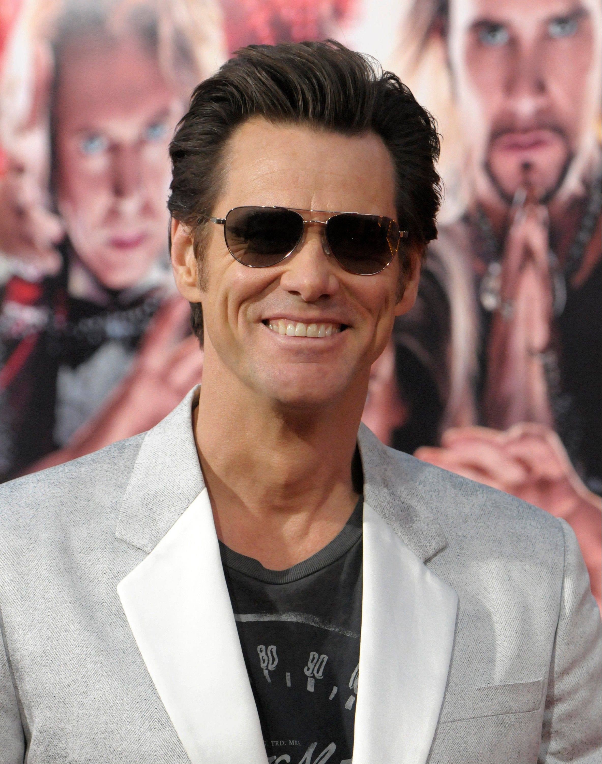 "Jim Carrey plays his darkest character to date in an out-and-out comedy as a newcomer magician in ""The Incredible Burt Wonderstone."""