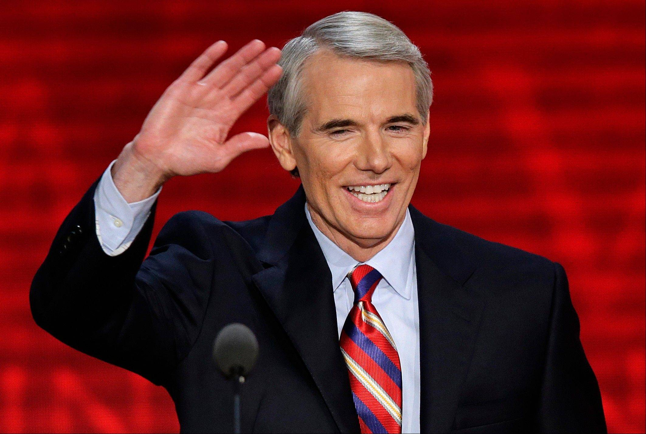 Ohio Senator Rob Portman now supports gay marriage and says his reversal on the issue began when he learned one of his sons is gay.