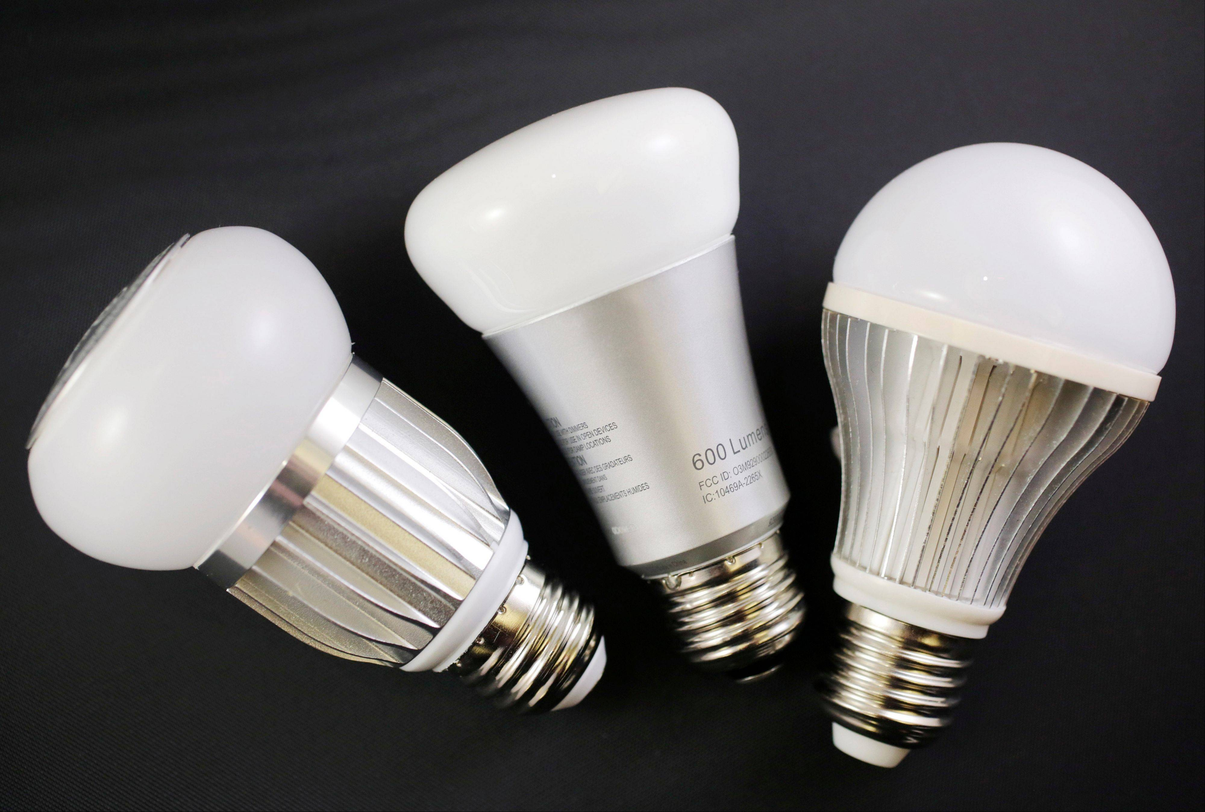 LED bulbs seem to be the future of home lighting: They save electricity, they're durable and they don't contain mercury, which compact fluorescents do. But having them pump out white light like any old light bulb is sort of like using a computer as a doorstop.