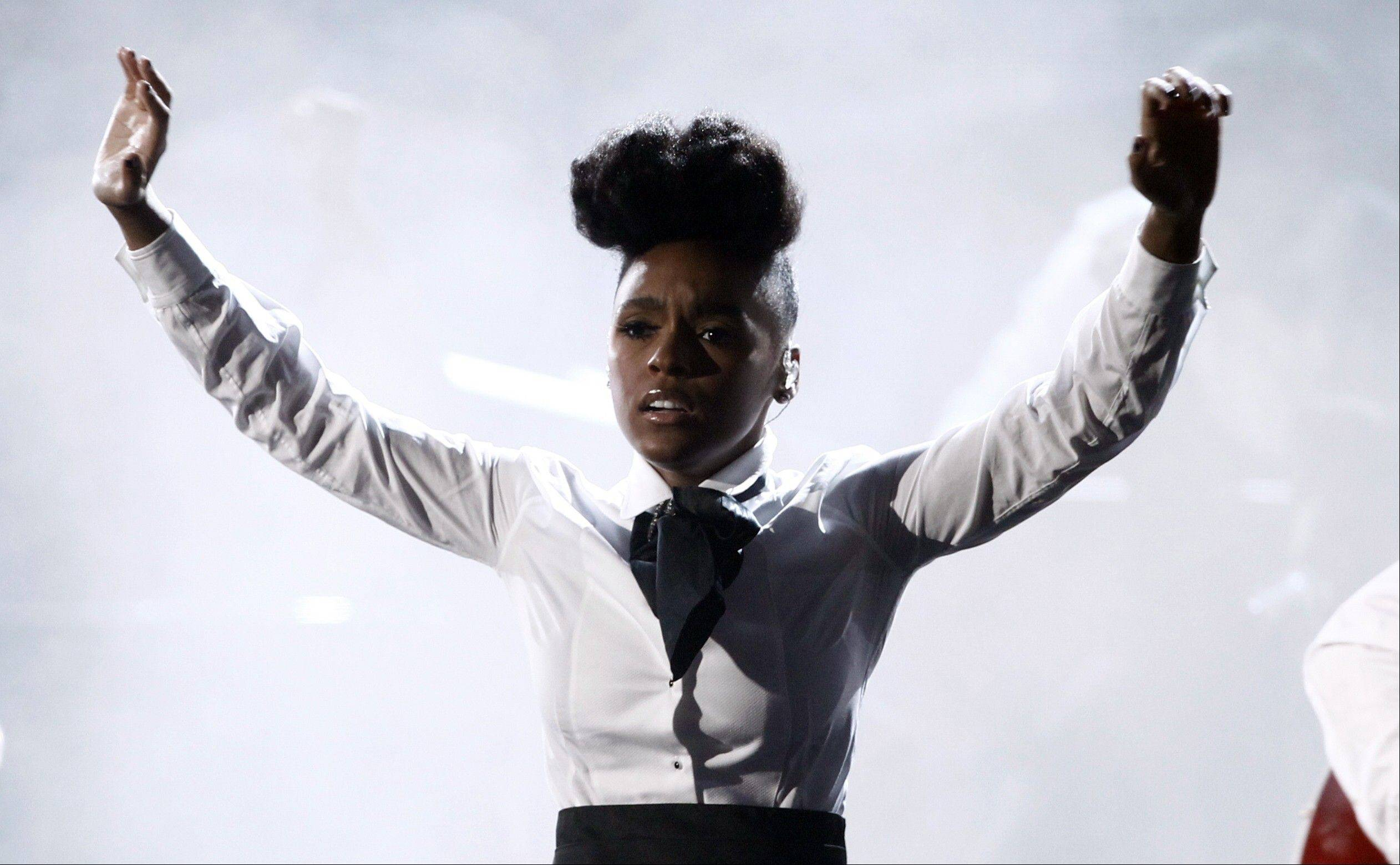 Janelle Monae says she's an avid thrift shopper, namedropping stores like Little Five Points, Ragarama and Poor Little Rich Girl as her favorites in her Atlanta hometown.