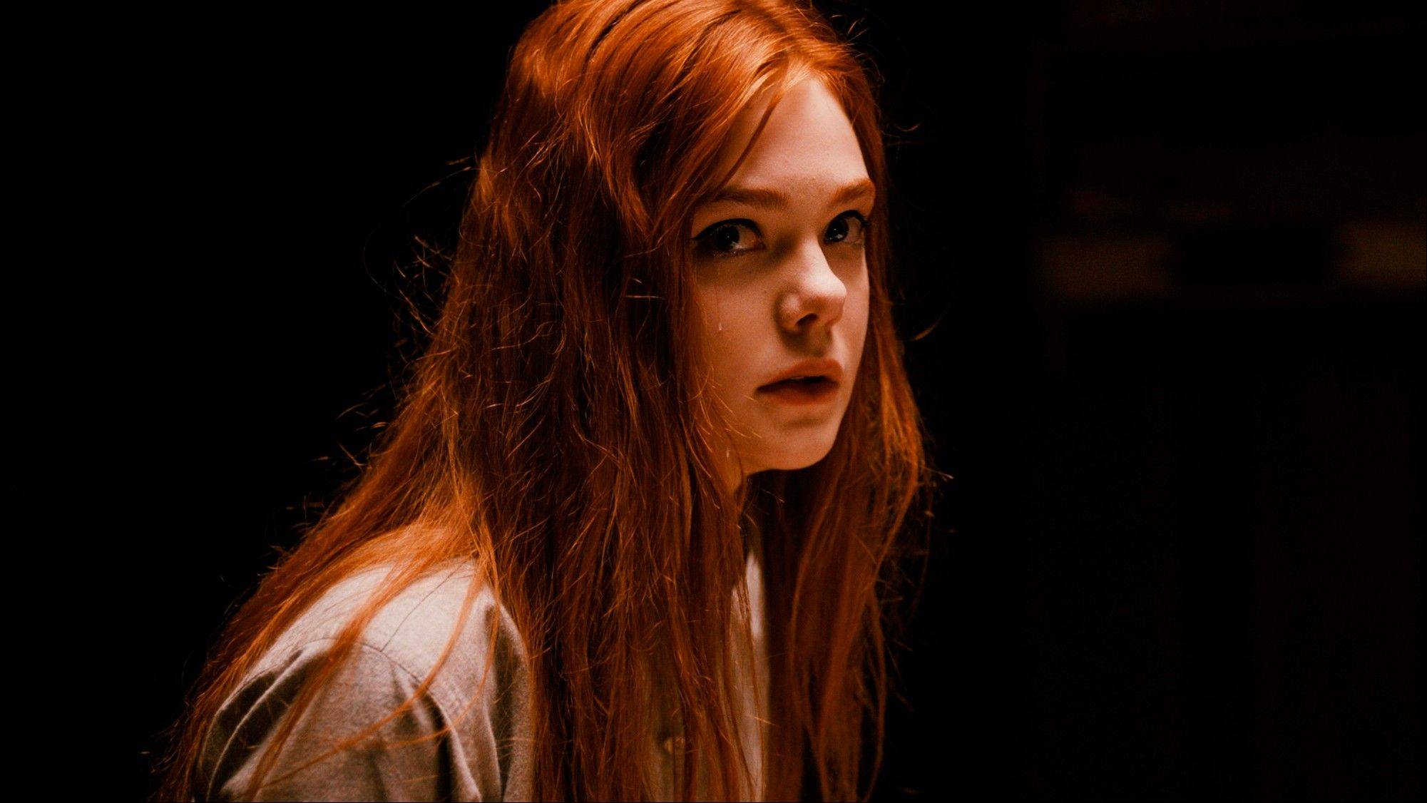 Elle Fanning as Ginger in a scene from the film, �Ginger and Rosa,� directed by Sally Potter.