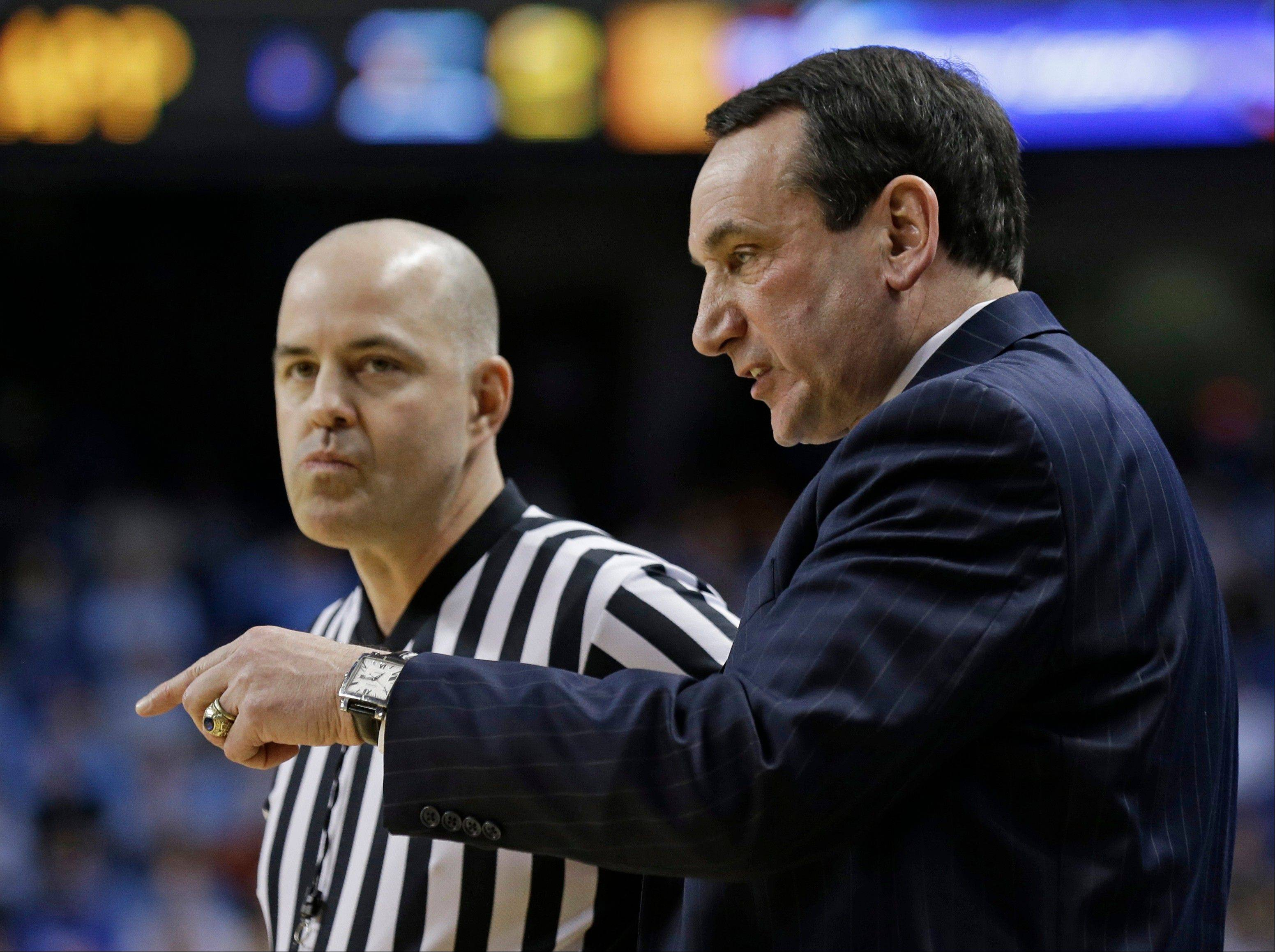 Coach Mike Krzyzewski�s success story at Duke is something Northwestern can only hope to come close to as their search for a new basketball coach begins.