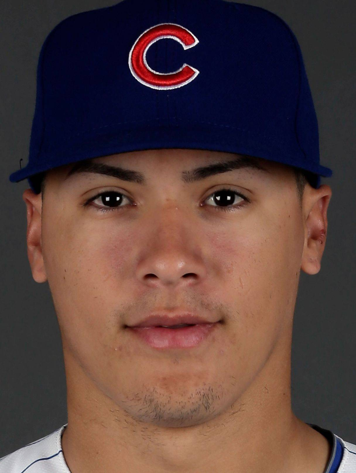 Cubs' Baez flexing his muscles
