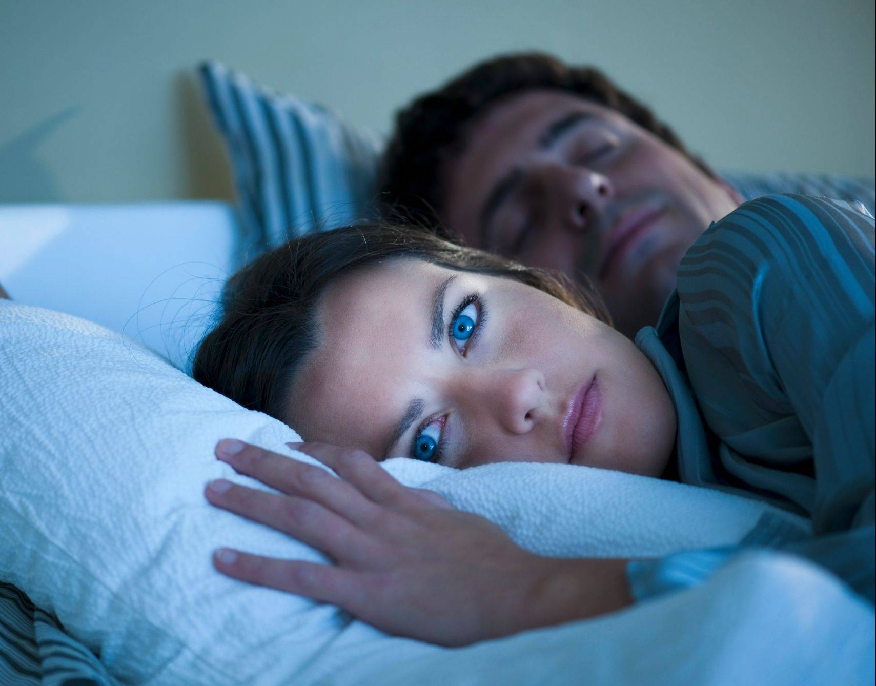 Not getting enough sleep at night can lead to a host of health problems.