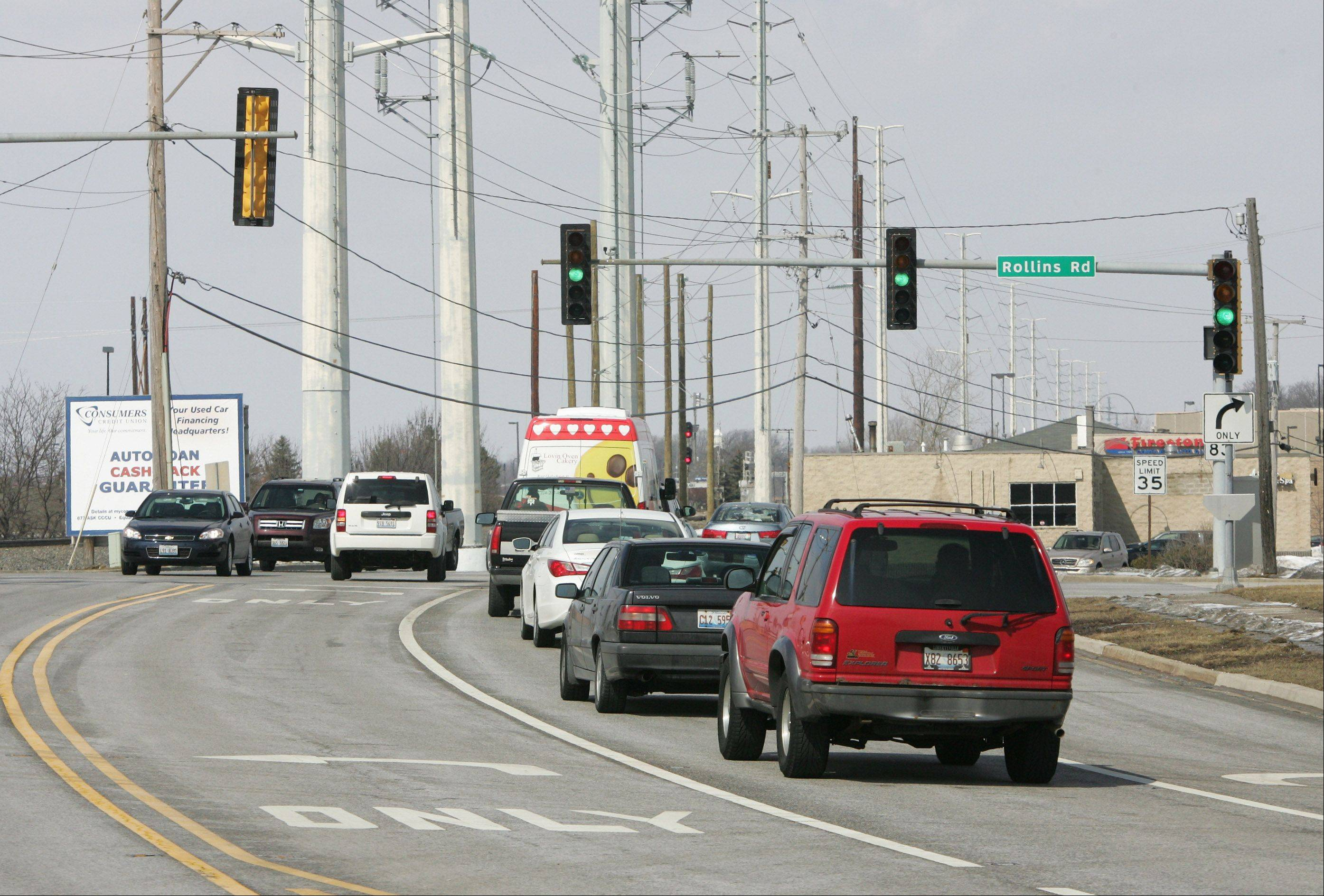 $126 million roadwork plan biggest ever for Lake County