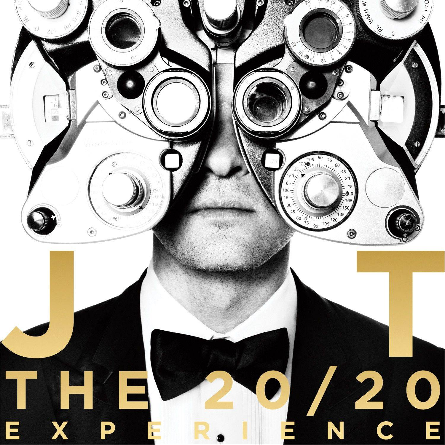 """The 20/20 Experience"" by Justin Timberlake"