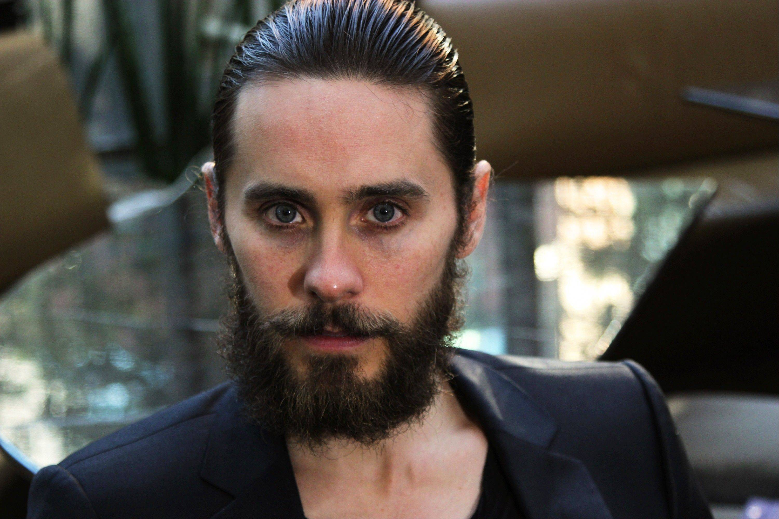 "Thirty Seconds to Mars frontman Jared Leto announced Monday that the band's first single -- ""Up in the Air"" -- from their new album was sent to the International Space Station for an exclusive listen Monday. It will be released Tuesday on Earth."