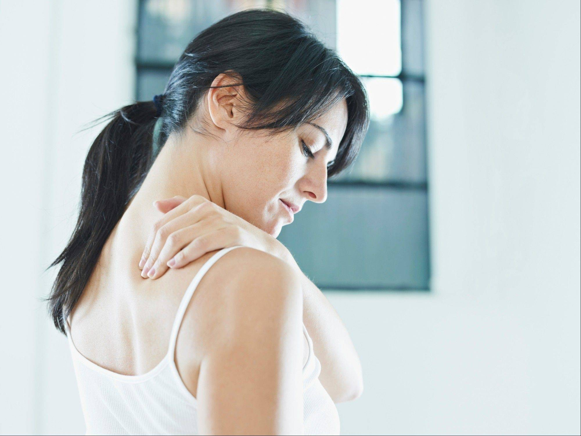 Follow these tips to avoid an achy neck.