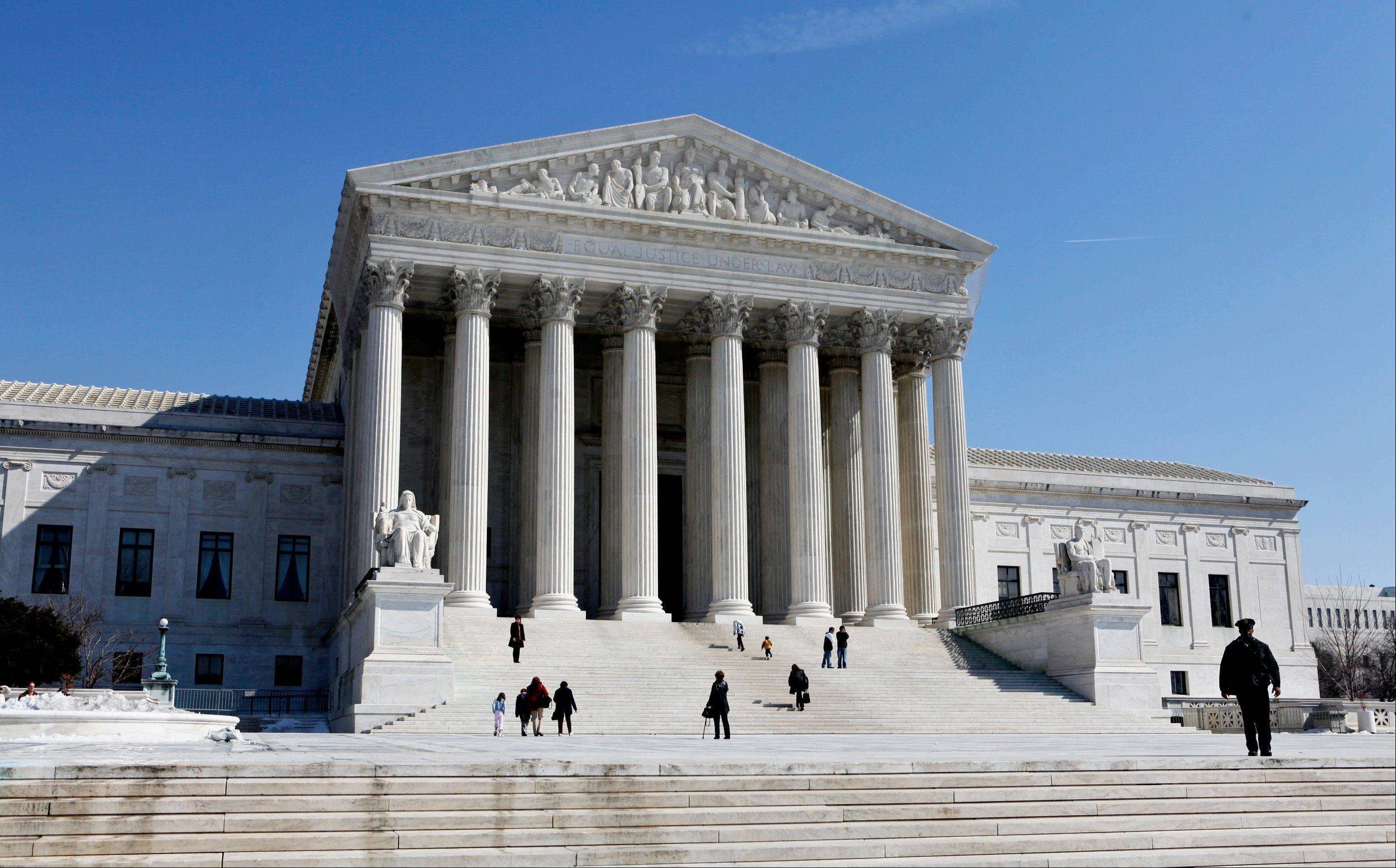 The Supreme Court debated Monday over whether states fighting voter fraud and illegal immigration can make people document their U.S. citizenship before allowing them to use a federal voter registration system that was designed to make it easier to vote.