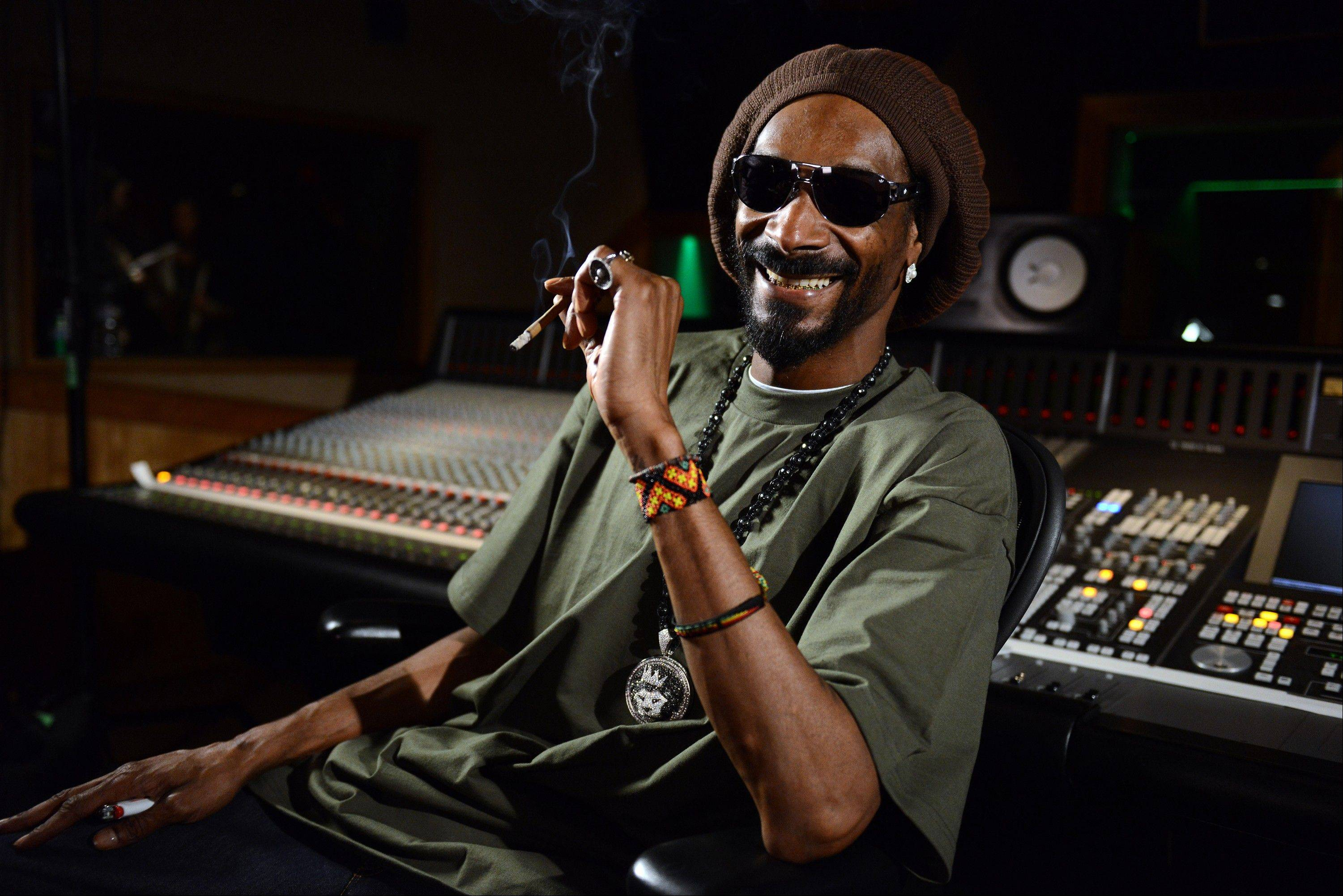 How committed is Snoop Dogg to his new moniker Snoop Lion? He is using the name to release a reggae- and dancehall-focused album releasing on April 23.