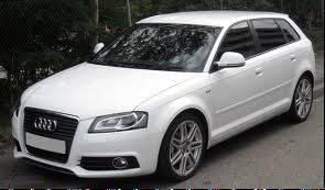 The Audi A3 is among vehicles being recalled..