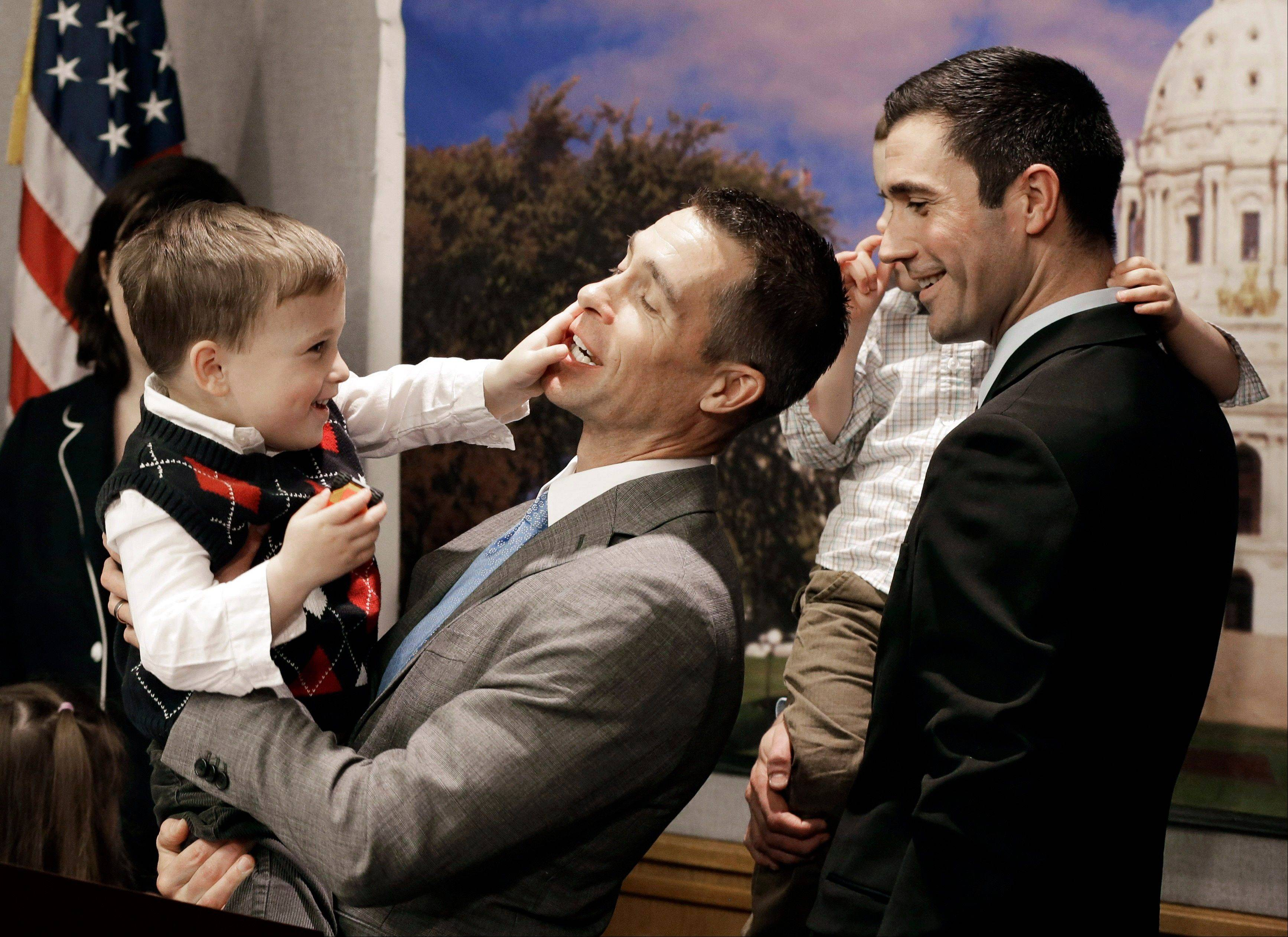 The American Academy of Pediatrics, the most influential U.S. pediatrician's group, has endorsed gay marriage, saying a stable relationship between parents regardless of sexual orientation contributes to a child's health and well-being.