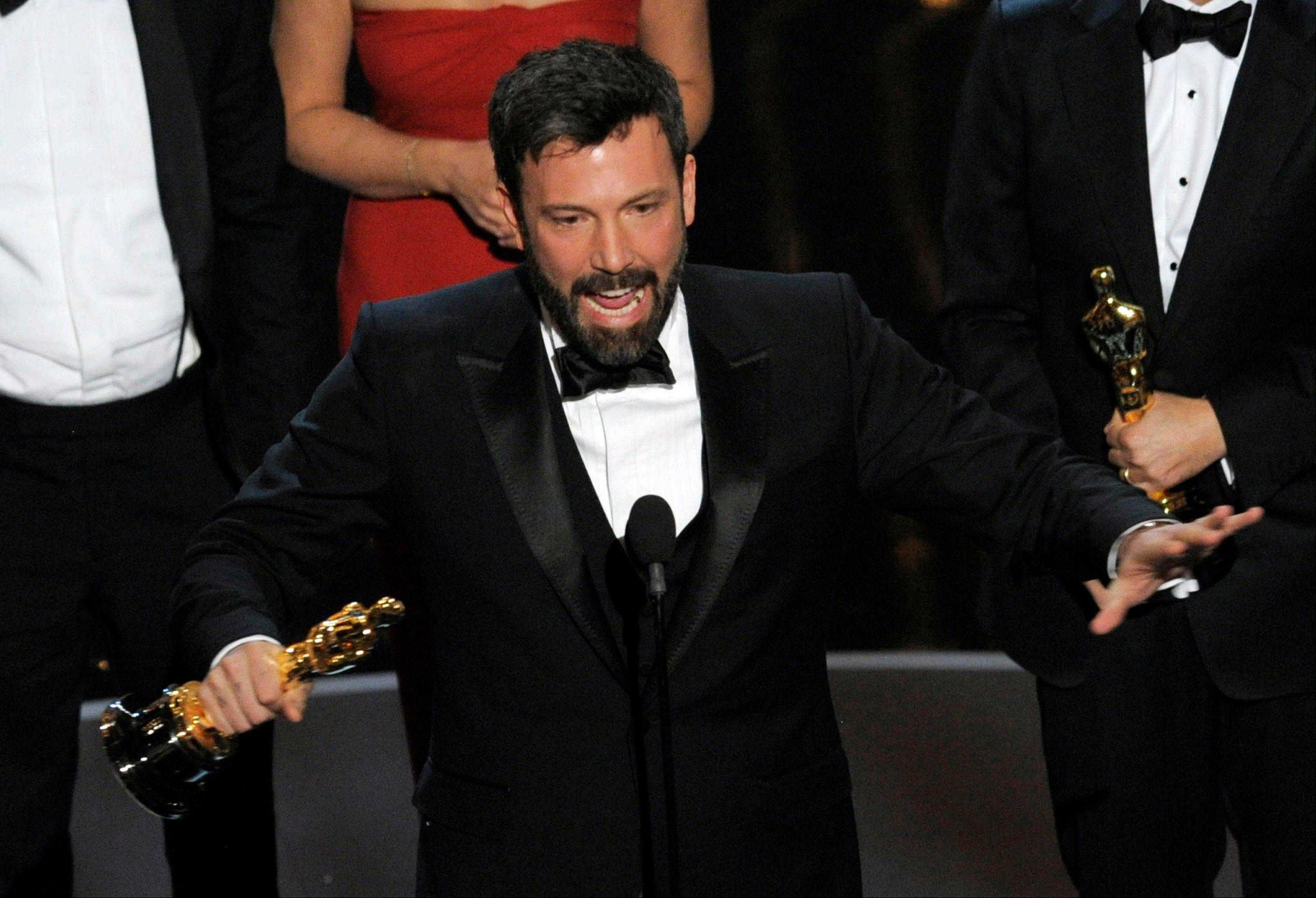 "Ben Affleck accepts the Oscar for best picture for ""Argo."" The movie mentions New Zealand just once in passing, but the four-word reference is rankling Kiwis five months after it was released in the South Pacific nation. Even Parliament has expressed its dismay, passing a motion stating that director Ben Affleck ""saw fit to mislead the world about what actually happened."""