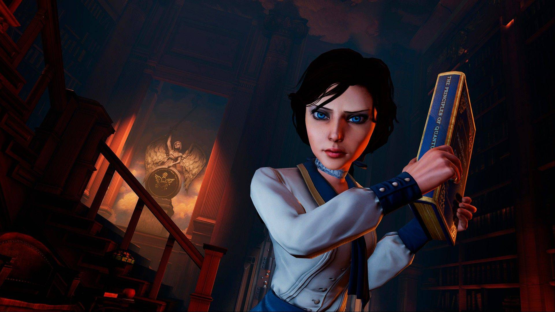 "With an enterprising blend of art and technology, the creators of ""BioShock Infinite"" have aspirations that the new sidekick character Elizabeth will be the most human-like character to ever appear in a video game."