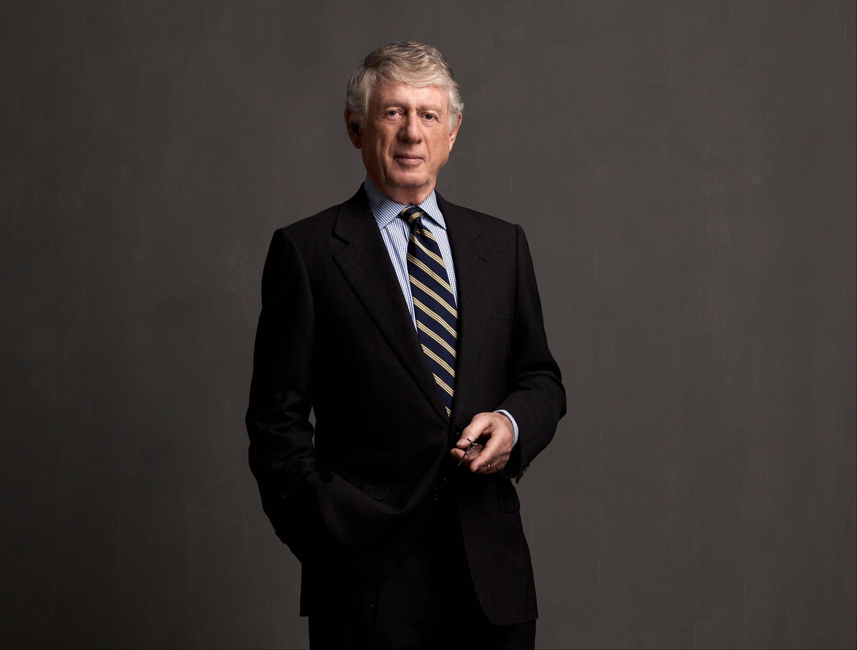 "Ted Koppel, who has a report on juvenile justice on Friday's ""Rock Center,"" says NBC hasn't done the newsmagazine any favors by bouncing it around the schedule."