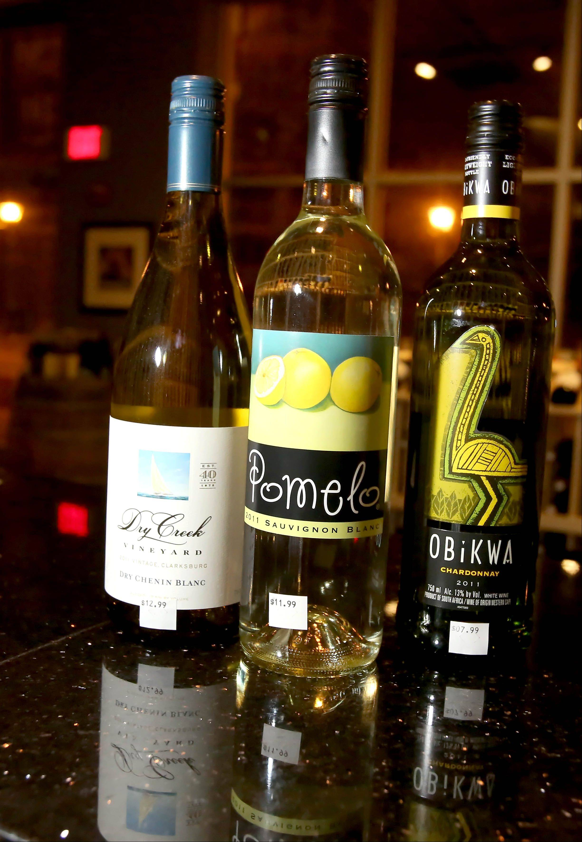 Wine lovers as well as novices will find a nice selection at The Vino Cellar wine bar in Lombard.