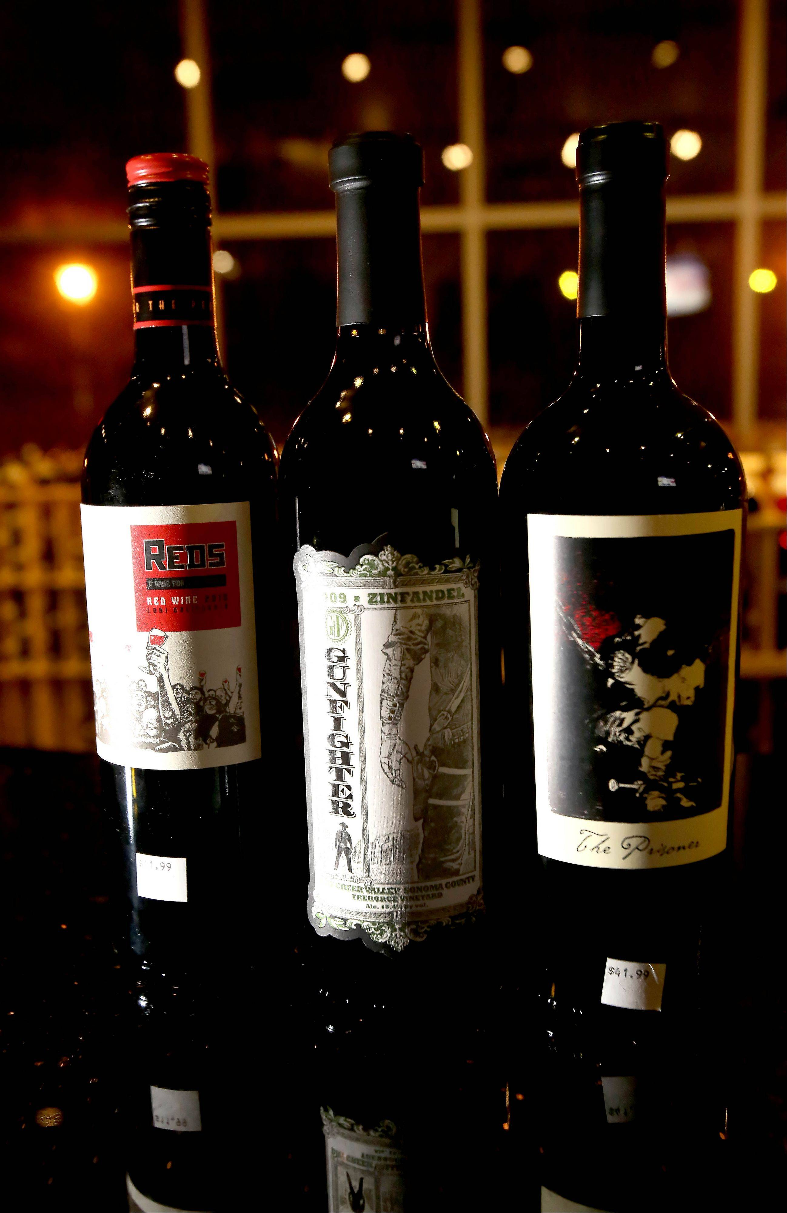 Wine lovers as well as novices will find a nice selection at The Vino Cellar.