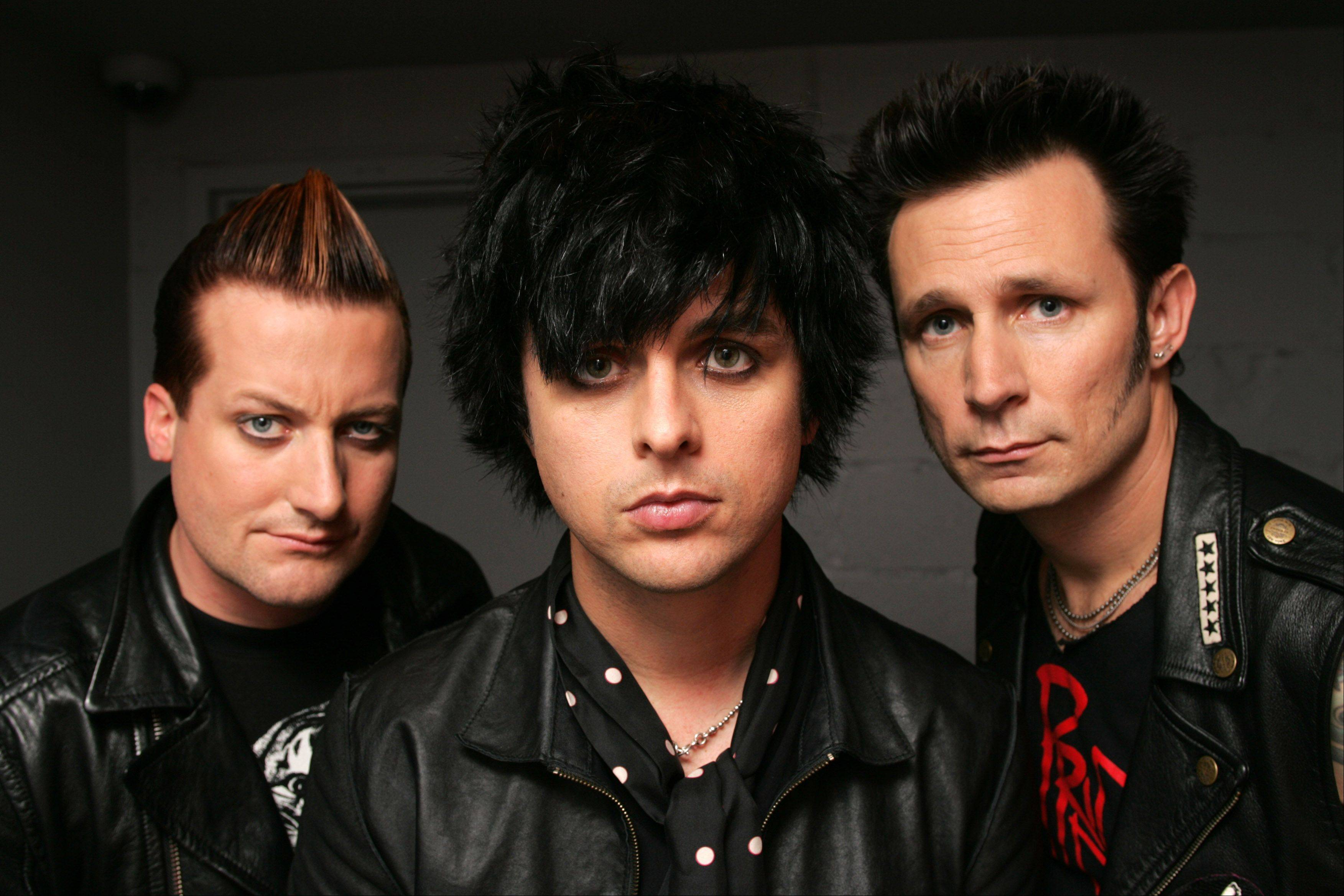 Green Day plays the Allstate Arena in Rosemont Thursday.